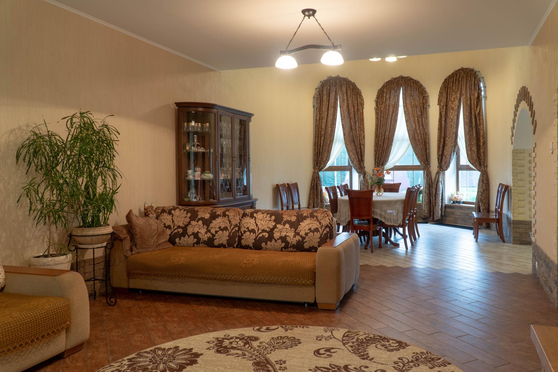 Готовый дом с мебелью и техникой! 11