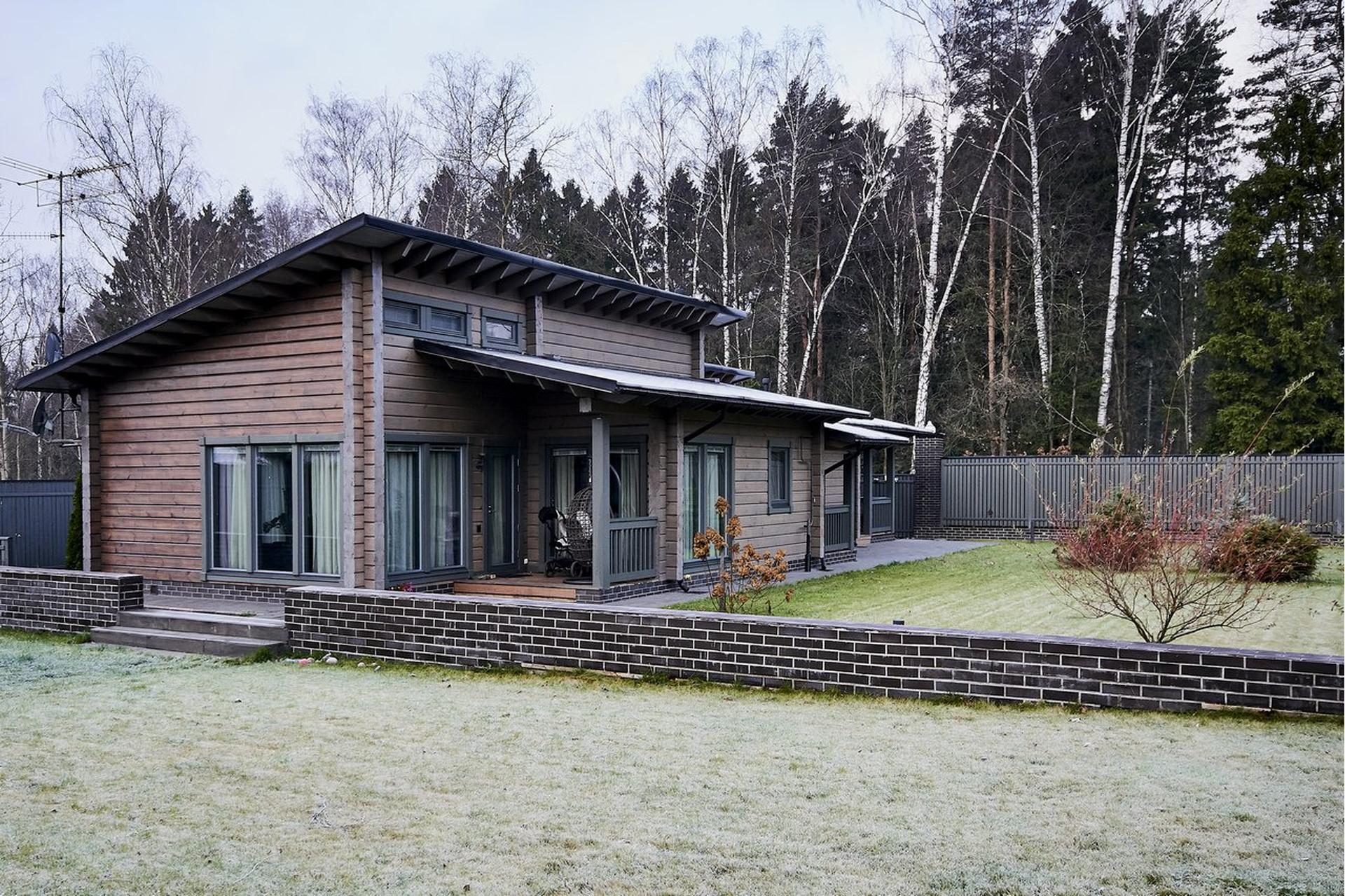 настоящий Финский Дом в аренду 5