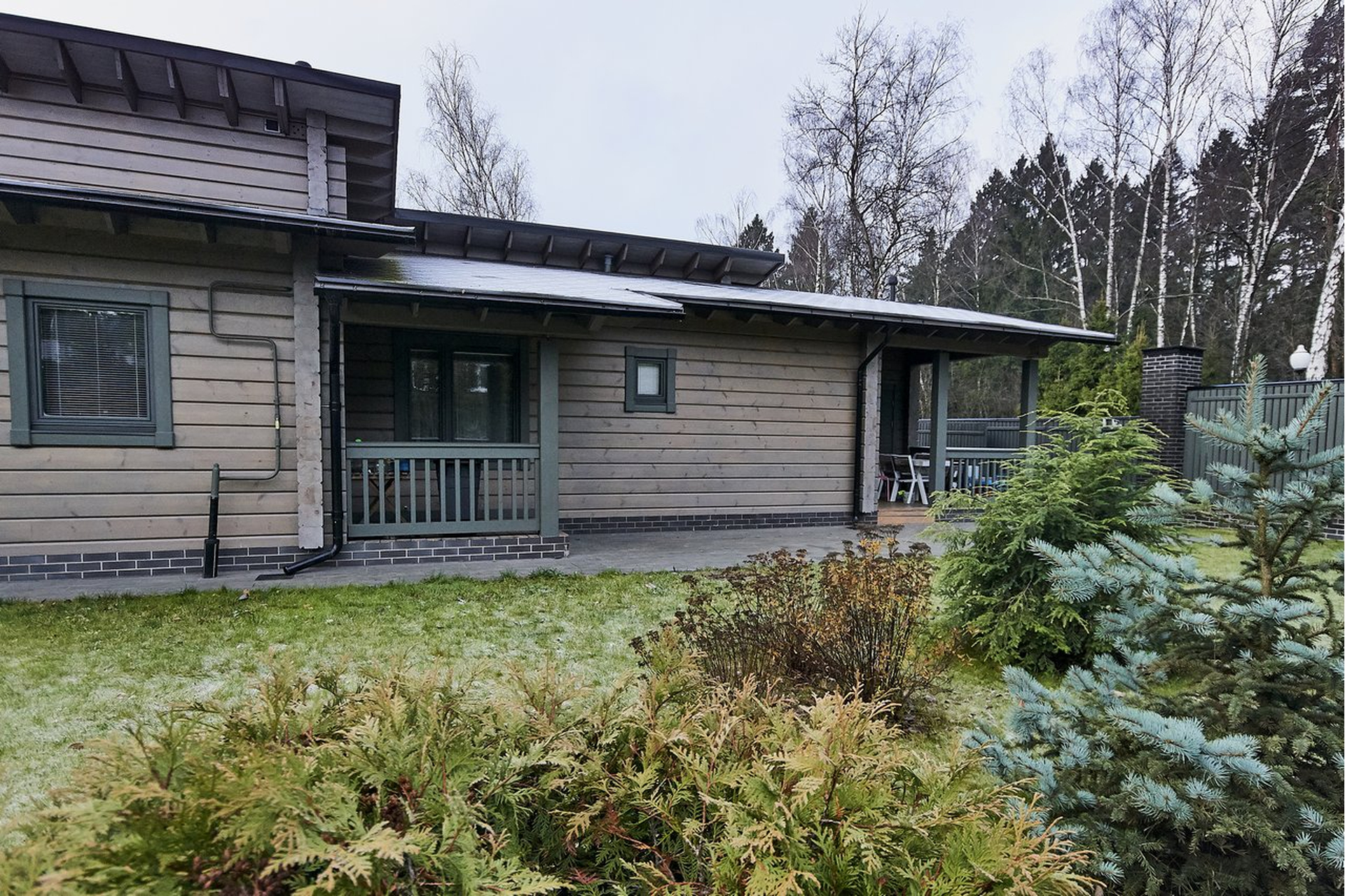 настоящий Финский Дом в аренду 6