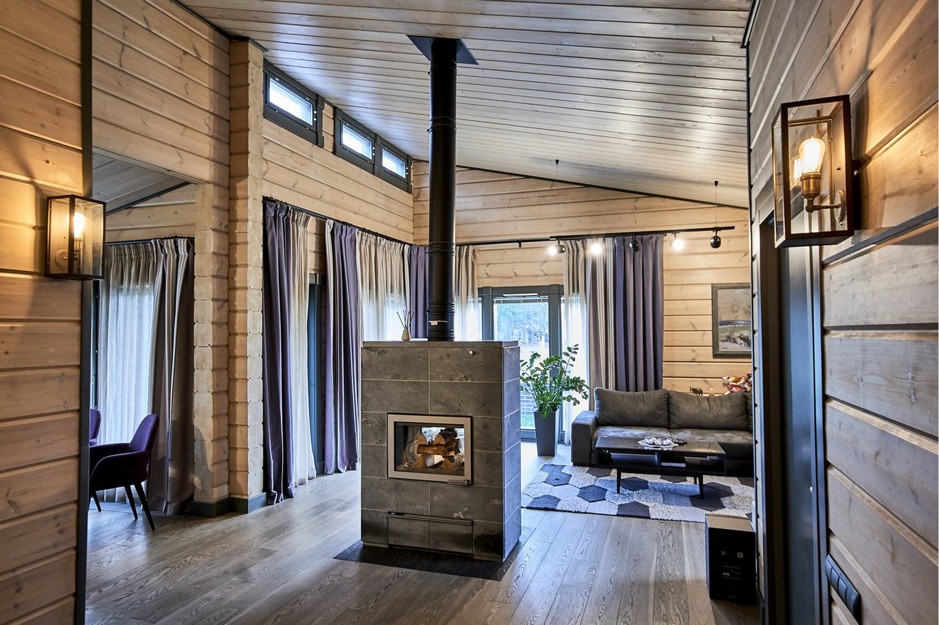 настоящий Финский Дом в аренду 14