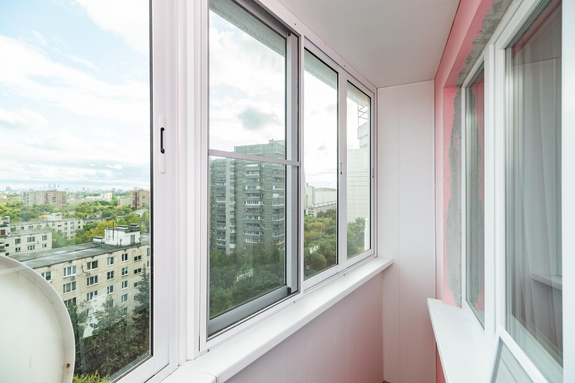 Шикарный вид из окна 9