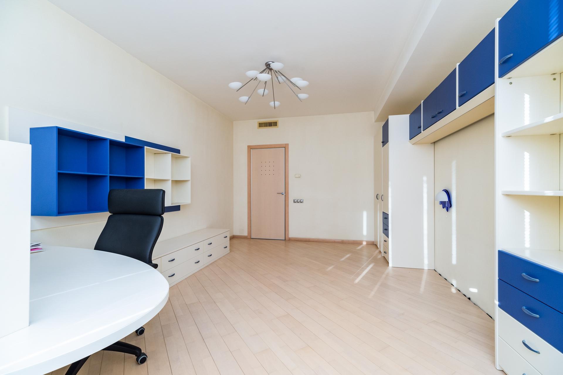 Три изолированные комнаты! 9