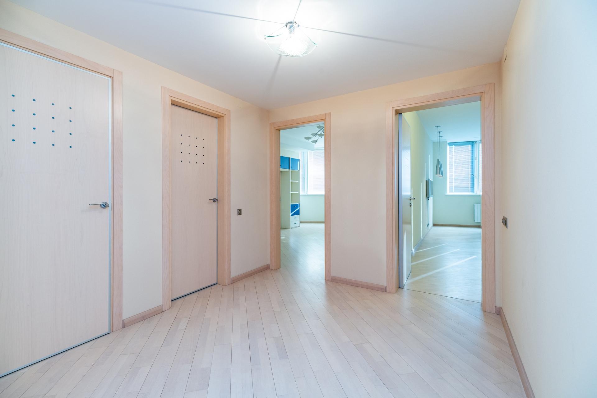 Три изолированные комнаты! 11