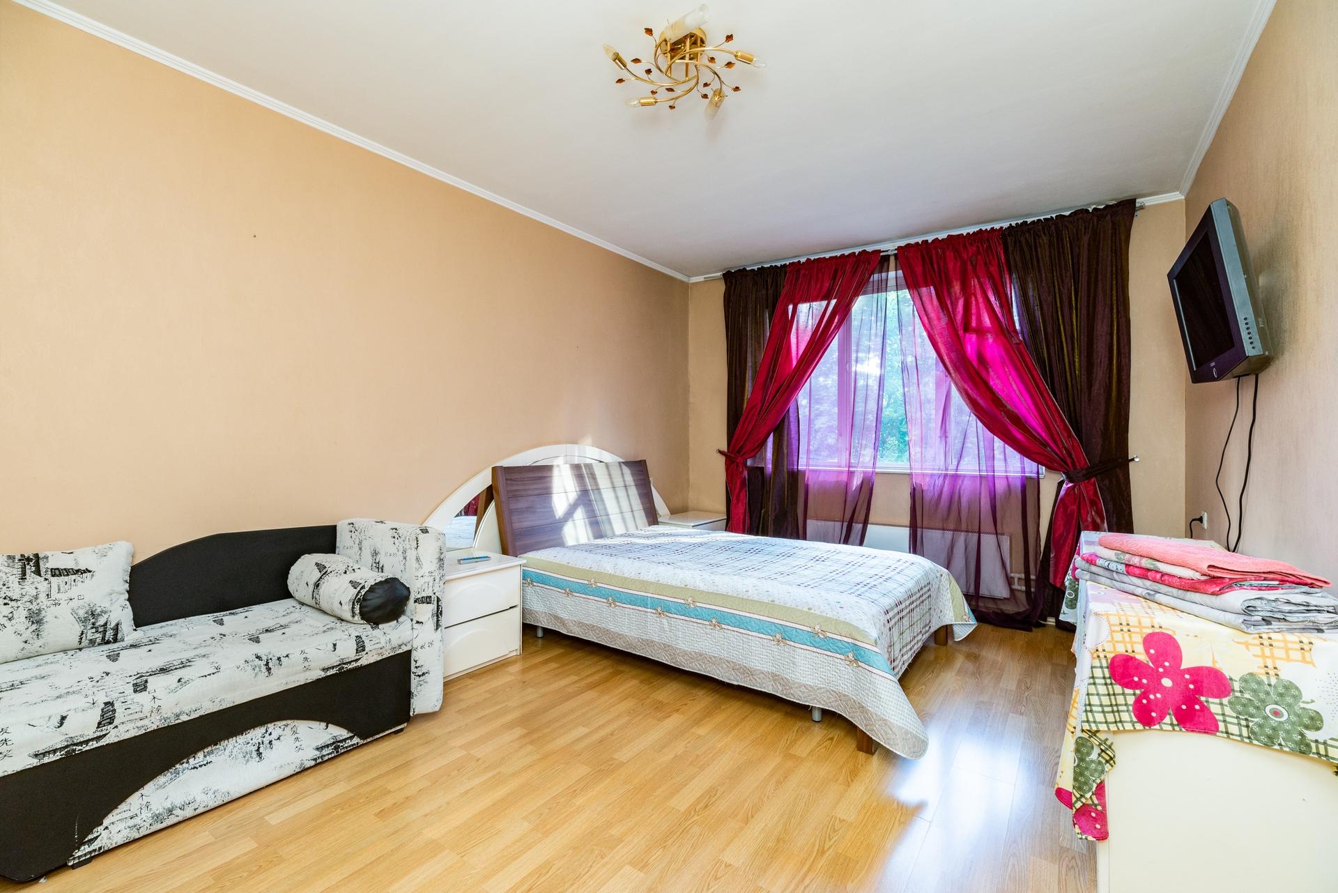 Квартира в современном доме 1