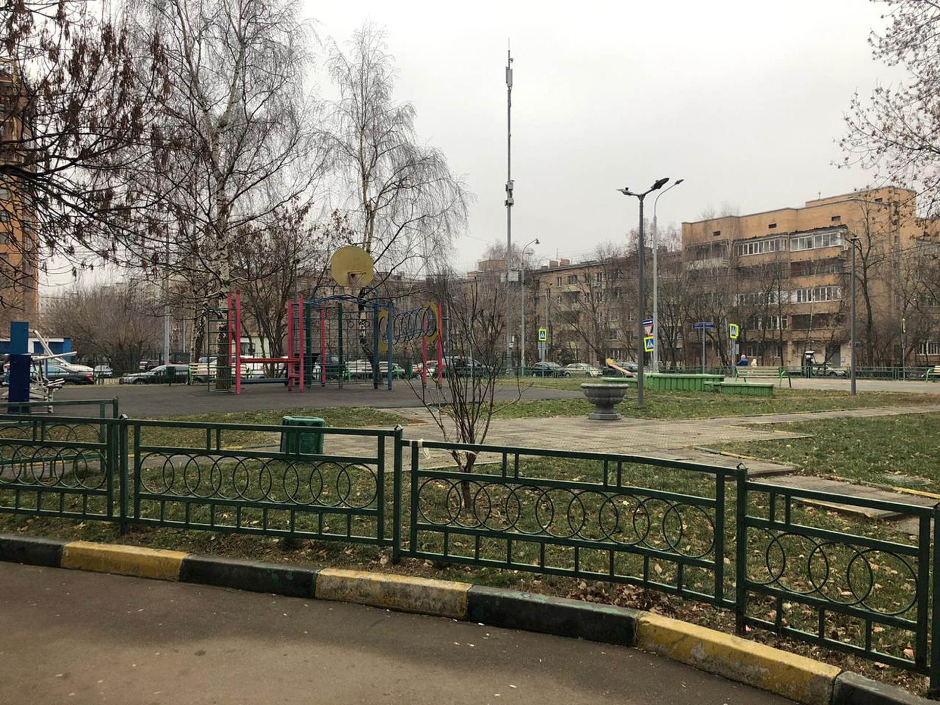 2 м. от метро и парка Сокольники 10