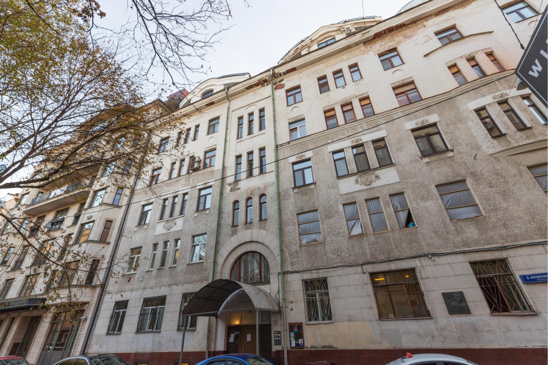Двухэтажная квартира 14