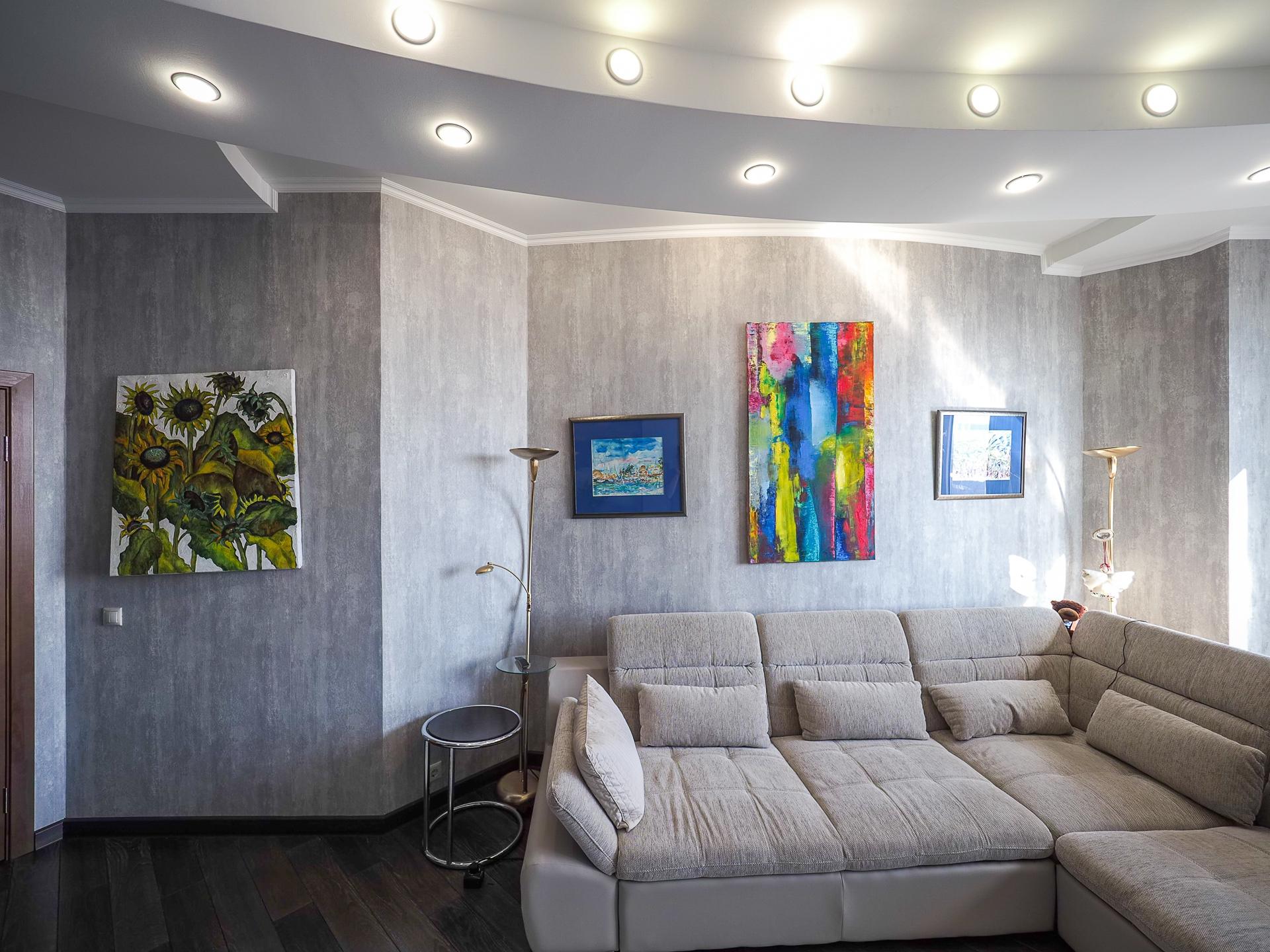 видовая квартира 22 этаж 100 Кв м 4