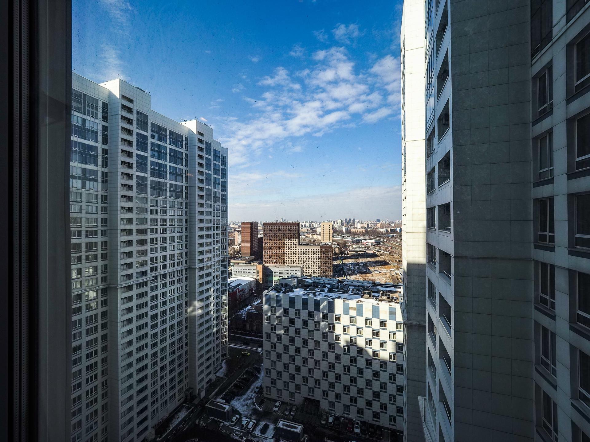 видовая квартира 22 этаж 100 Кв м 10
