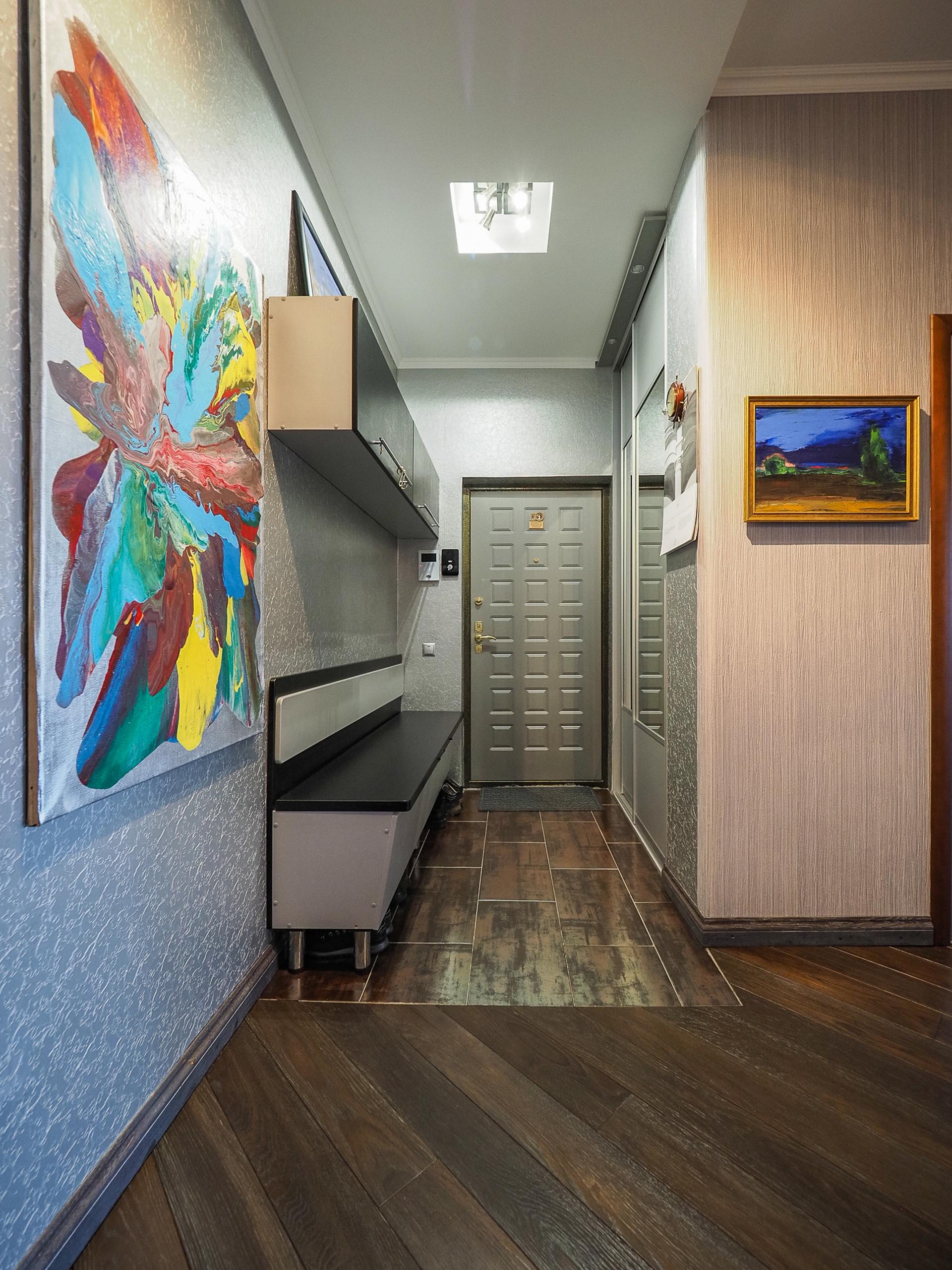 видовая квартира 22 этаж 100 Кв м 18