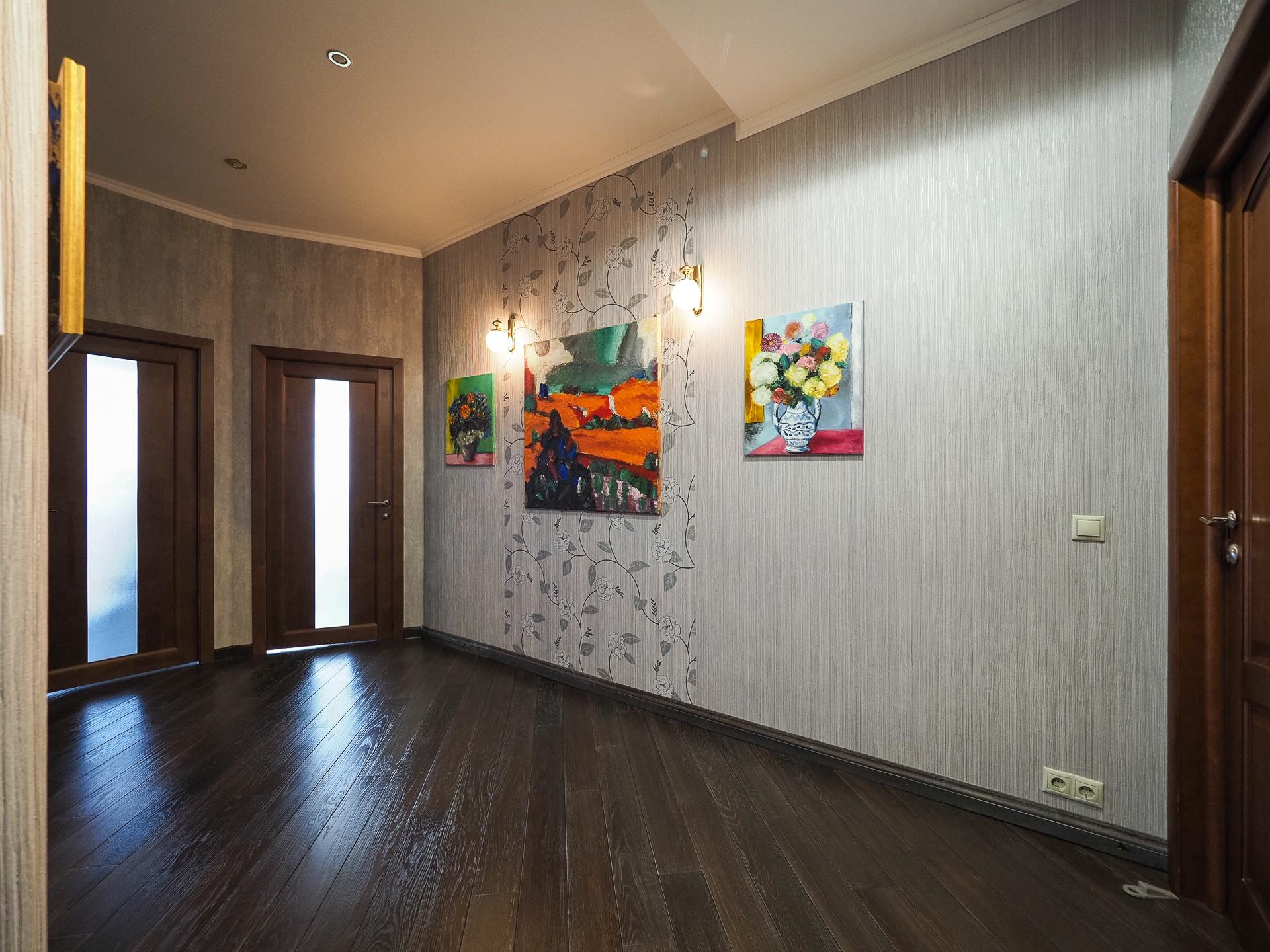 видовая квартира 22 этаж 100 Кв м 20