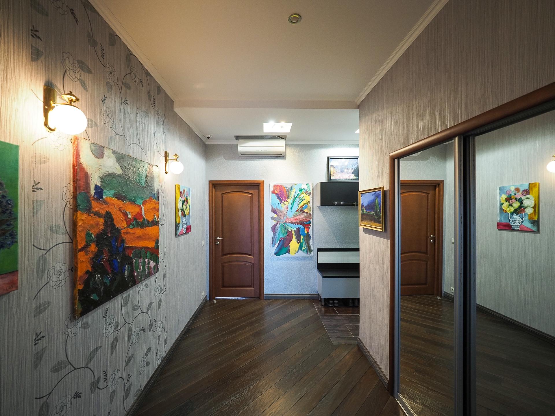 видовая квартира 22 этаж 100 Кв м 21