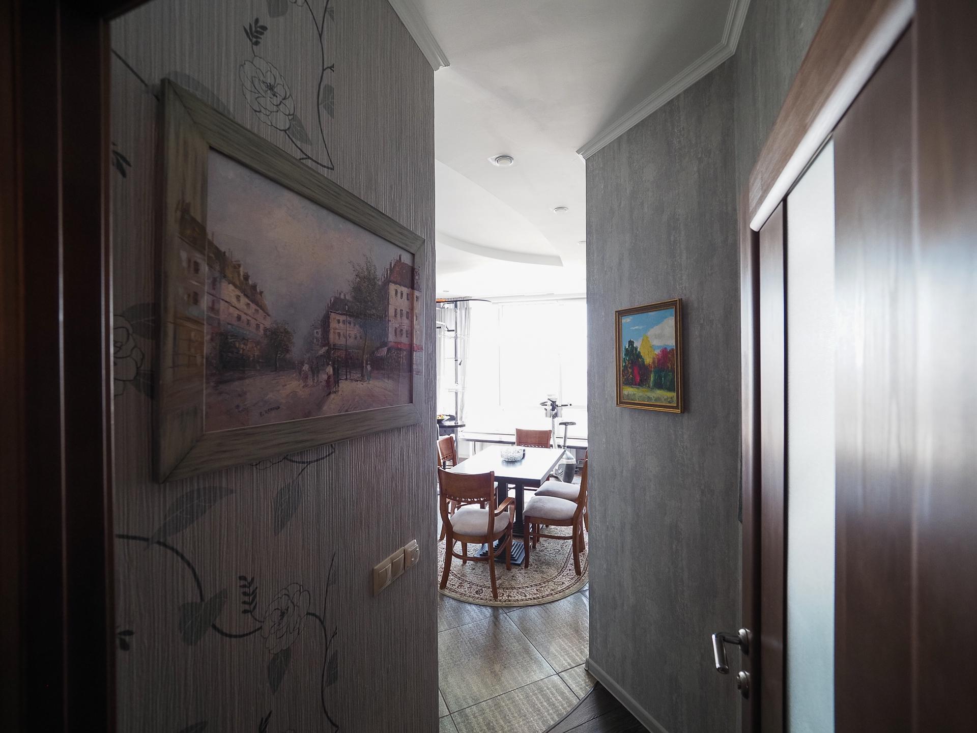 видовая квартира 22 этаж 100 Кв м 25