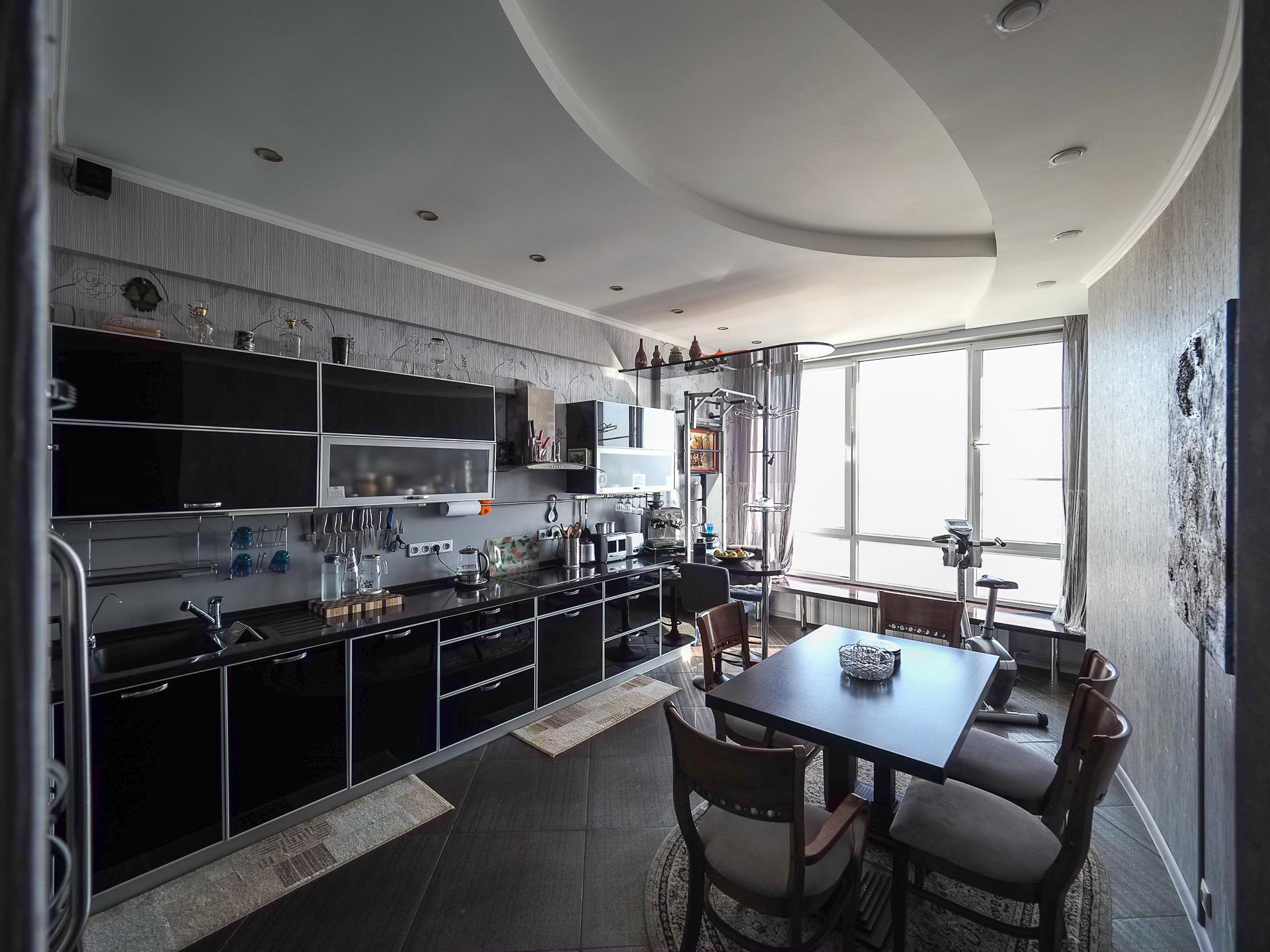 видовая квартира 22 этаж 100 Кв м 26