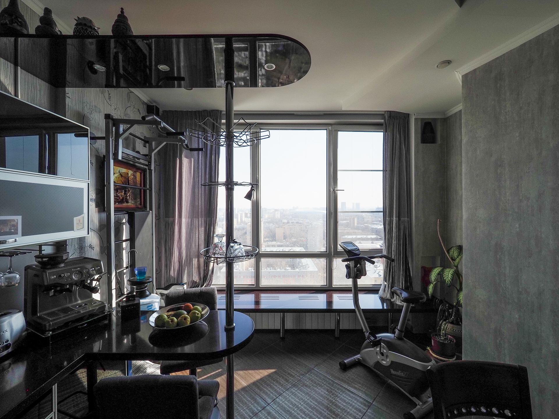 видовая квартира 22 этаж 100 Кв м 29