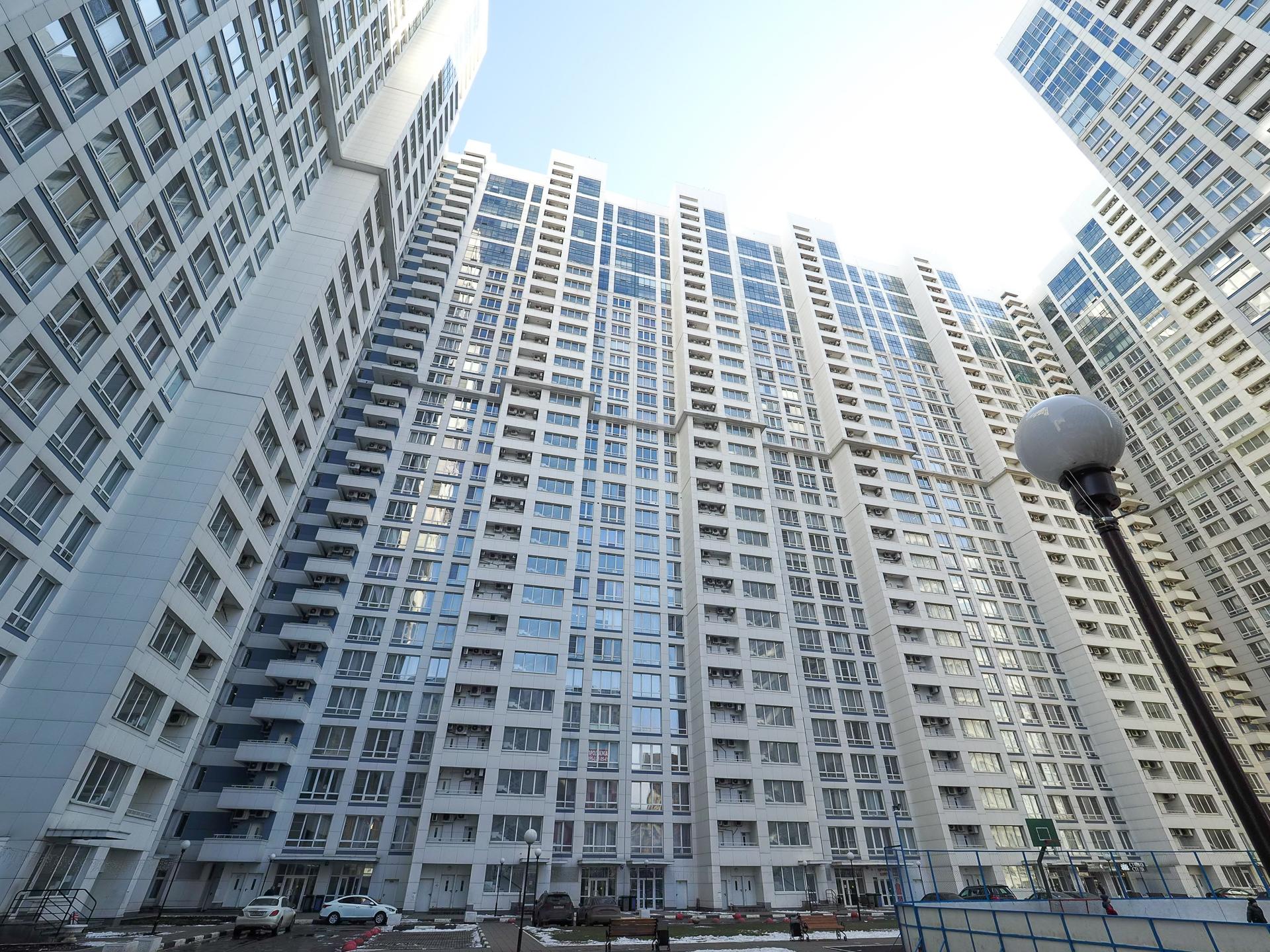 видовая квартира 22 этаж 100 Кв м 37
