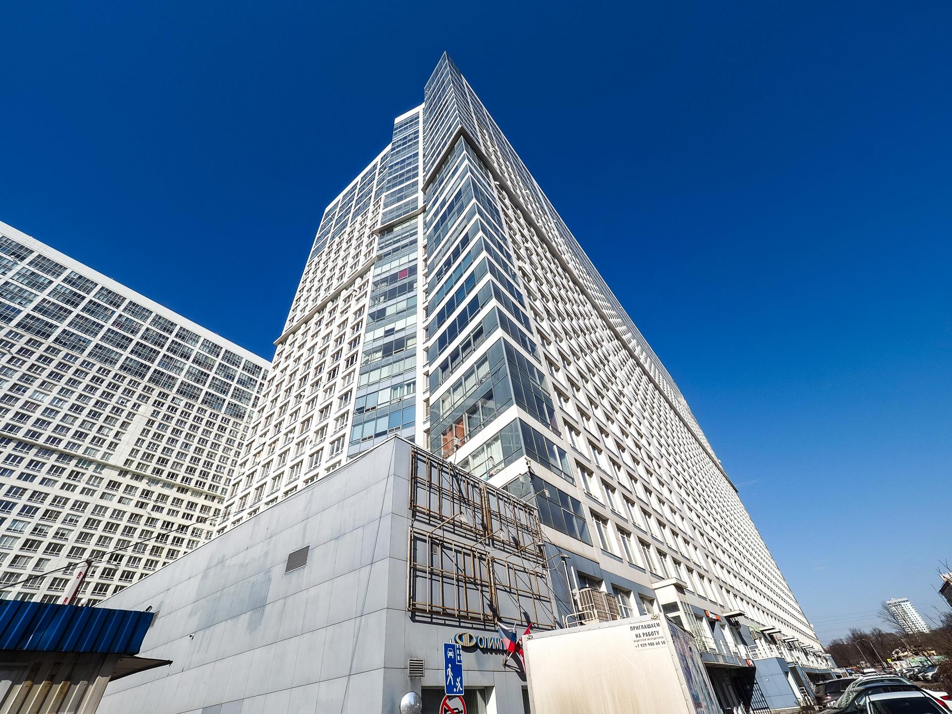 видовая квартира 22 этаж 100 Кв м 38