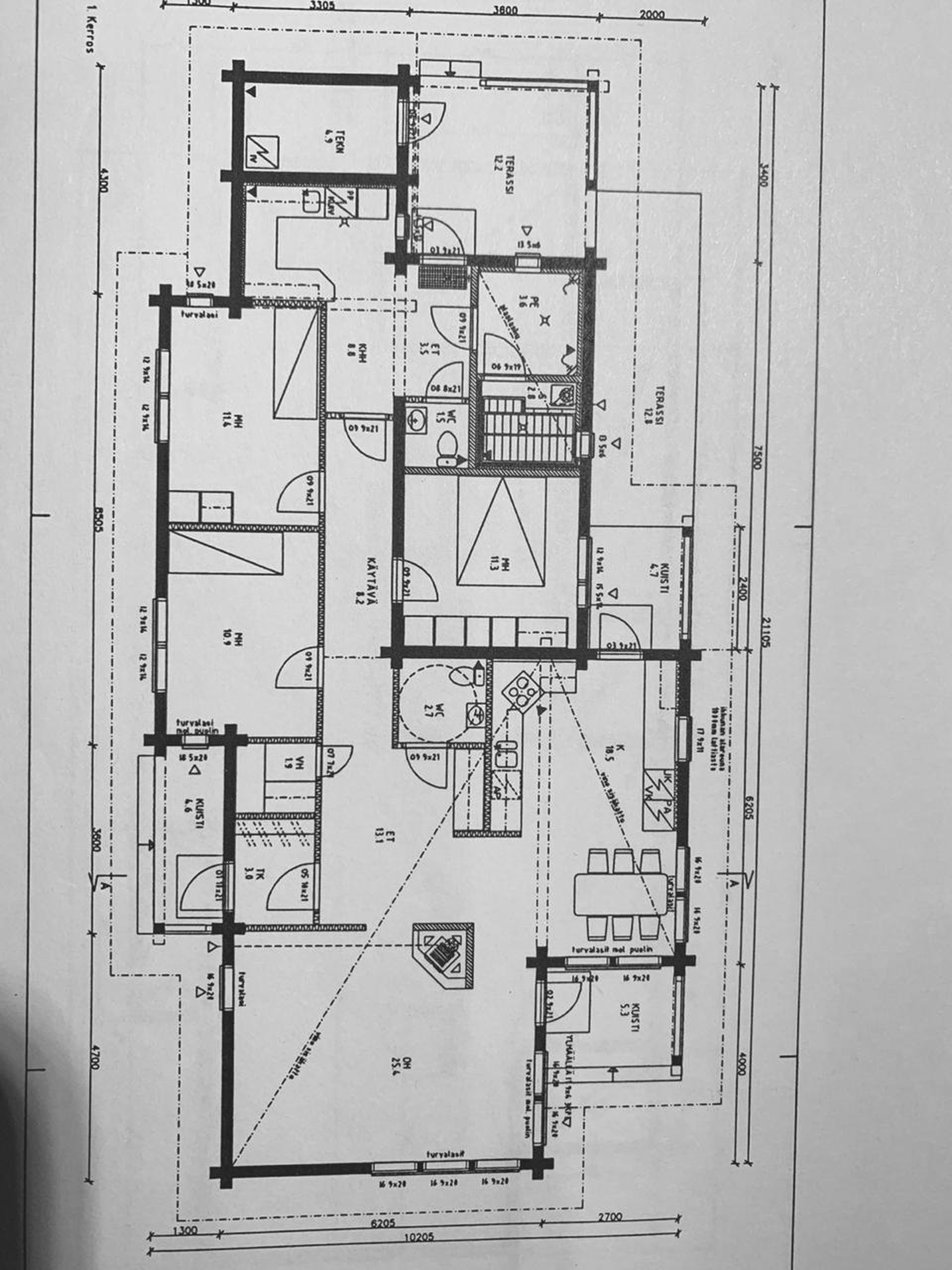 настоящий Финский Дом в аренду 2