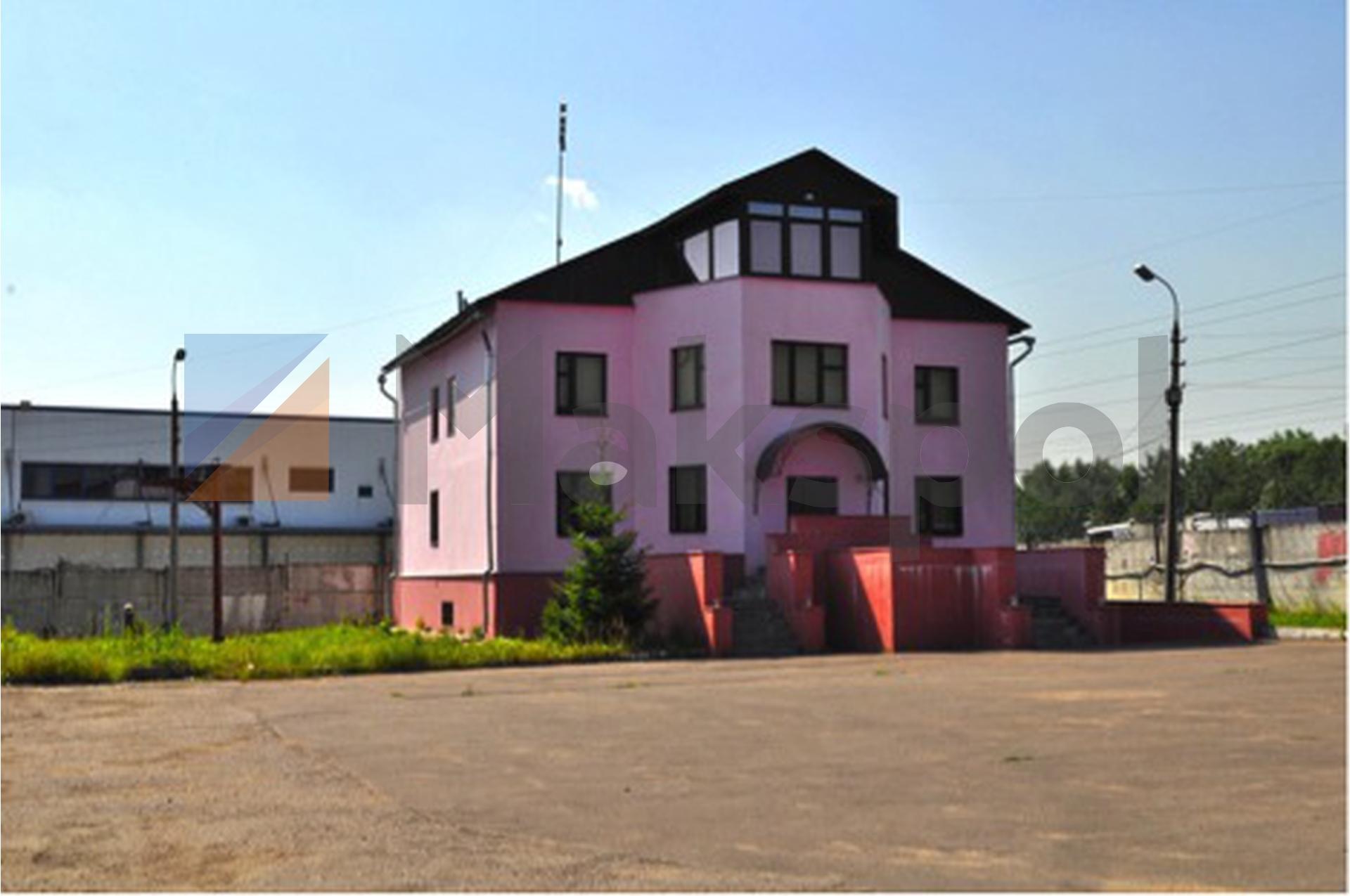 складской комплекс арендный бизне 14