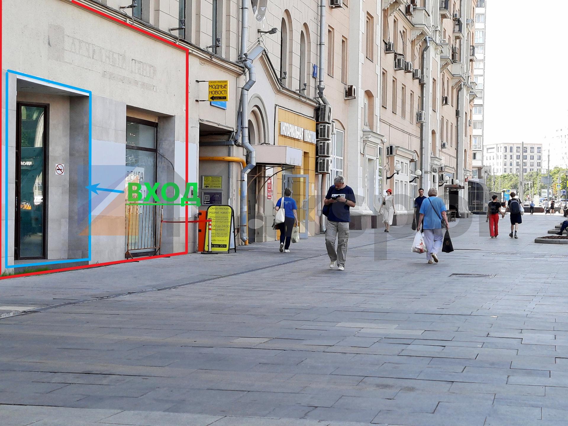 STREET-RETAIL ВНУТРИ САДОВОГО 6