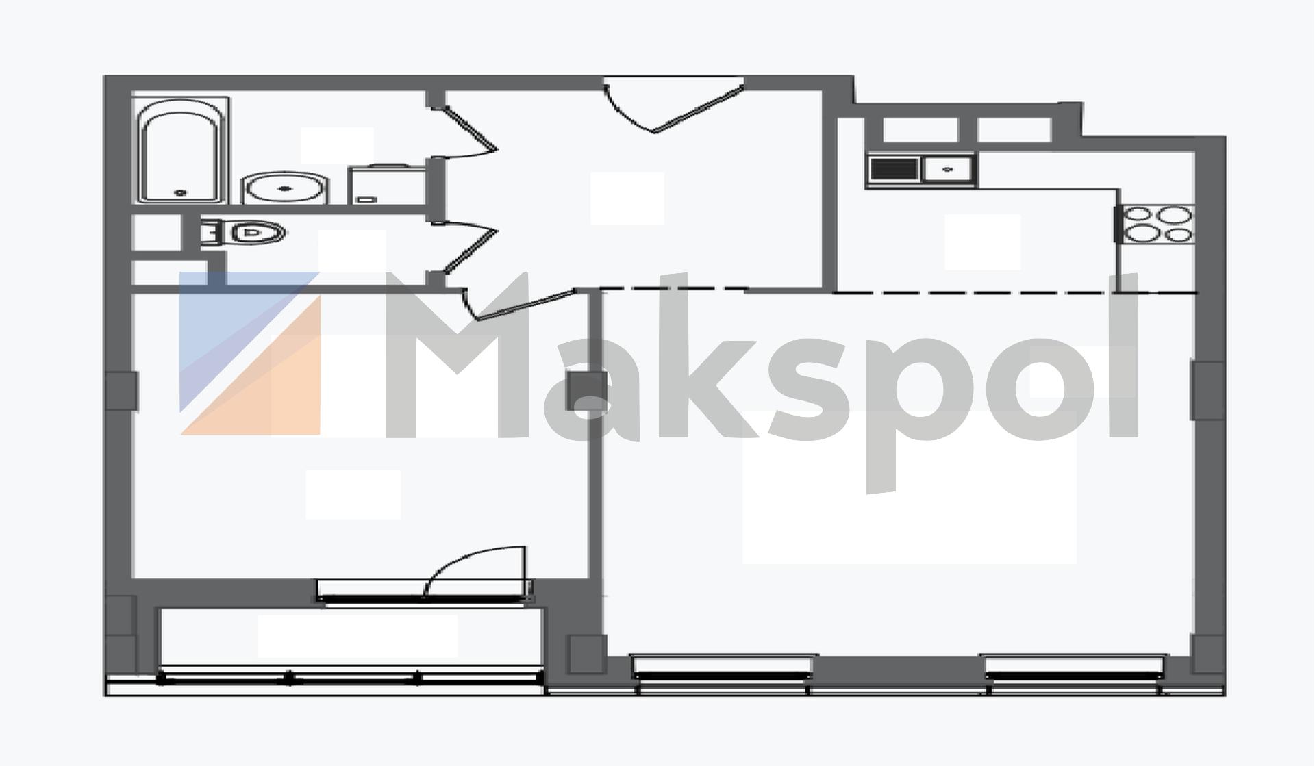 Квартира в новом ЖК 5 м от метро 2