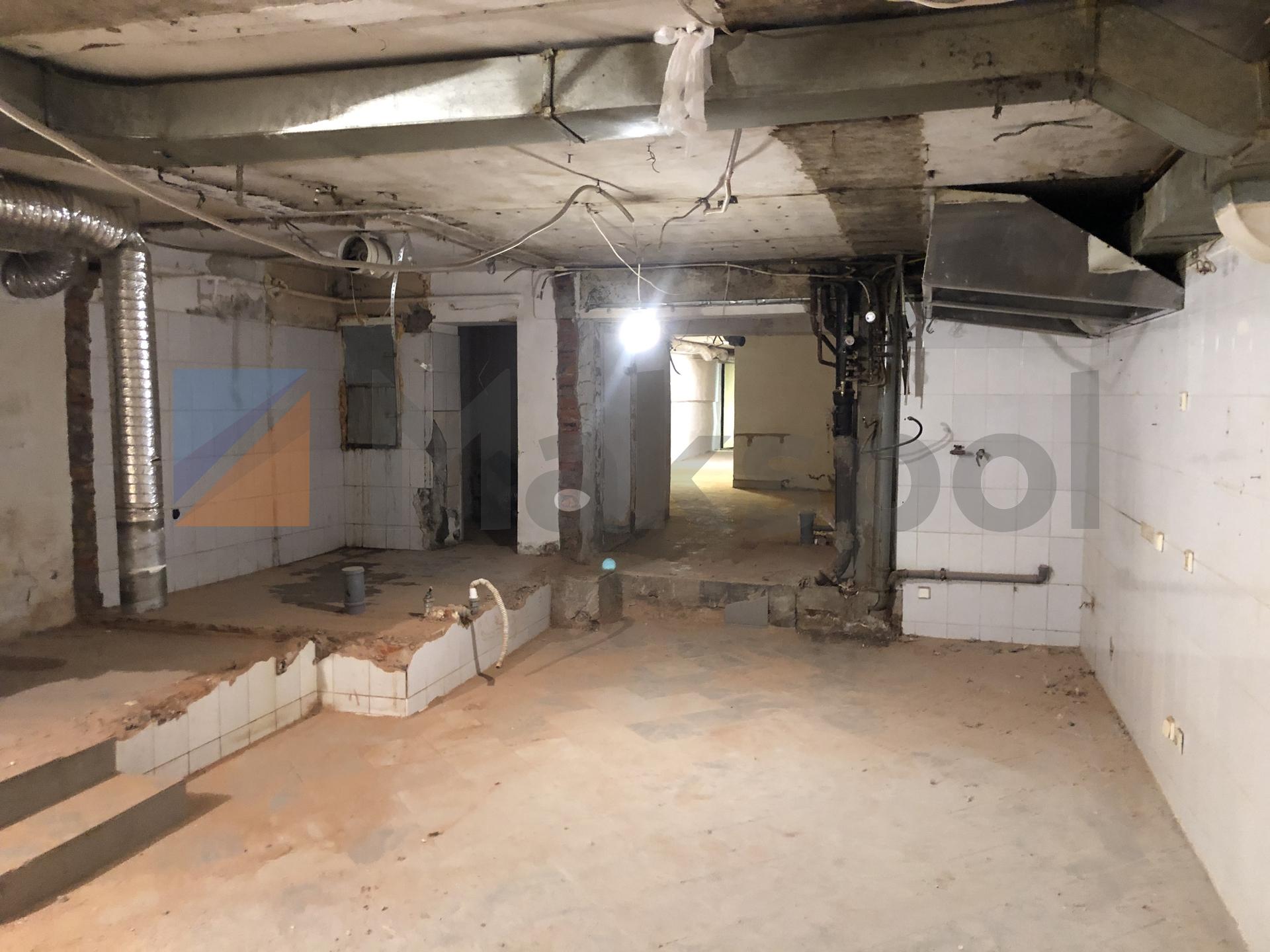 Подвальное помещение 13