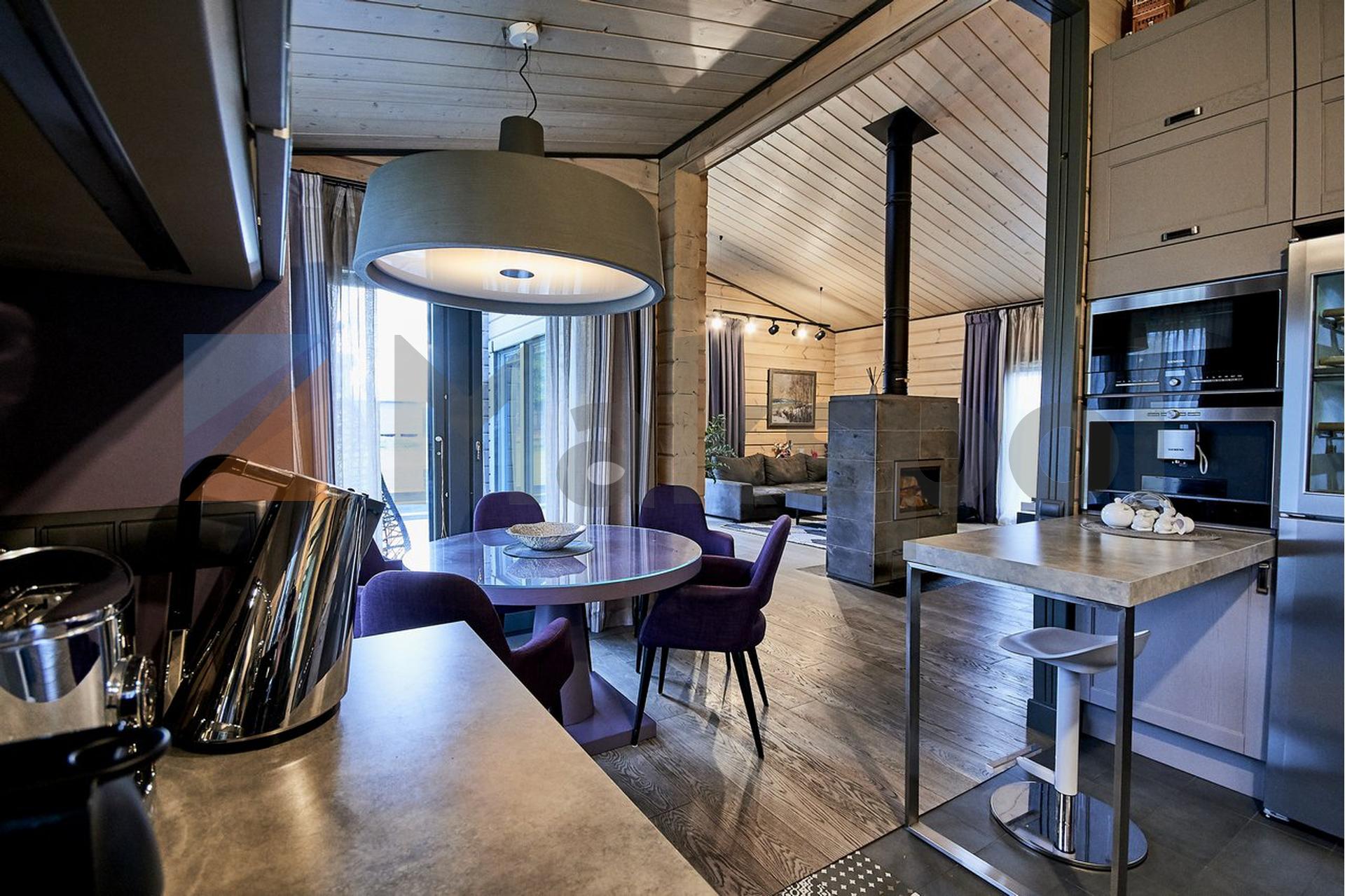 настоящий Финский Дом в аренду 13