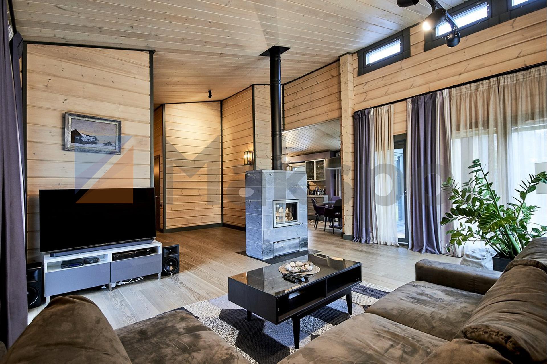 настоящий Финский Дом в аренду 1