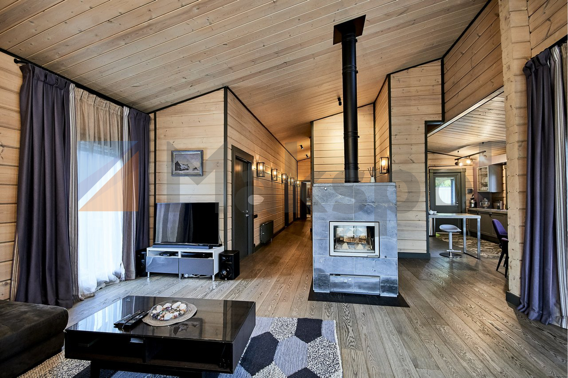 настоящий Финский Дом в аренду 15