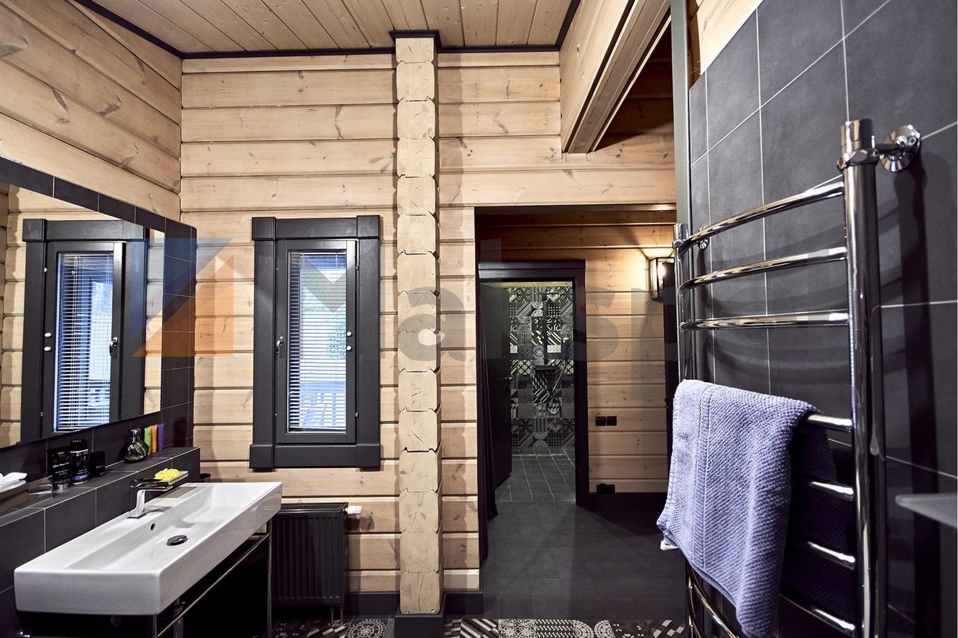 настоящий Финский Дом в аренду 28