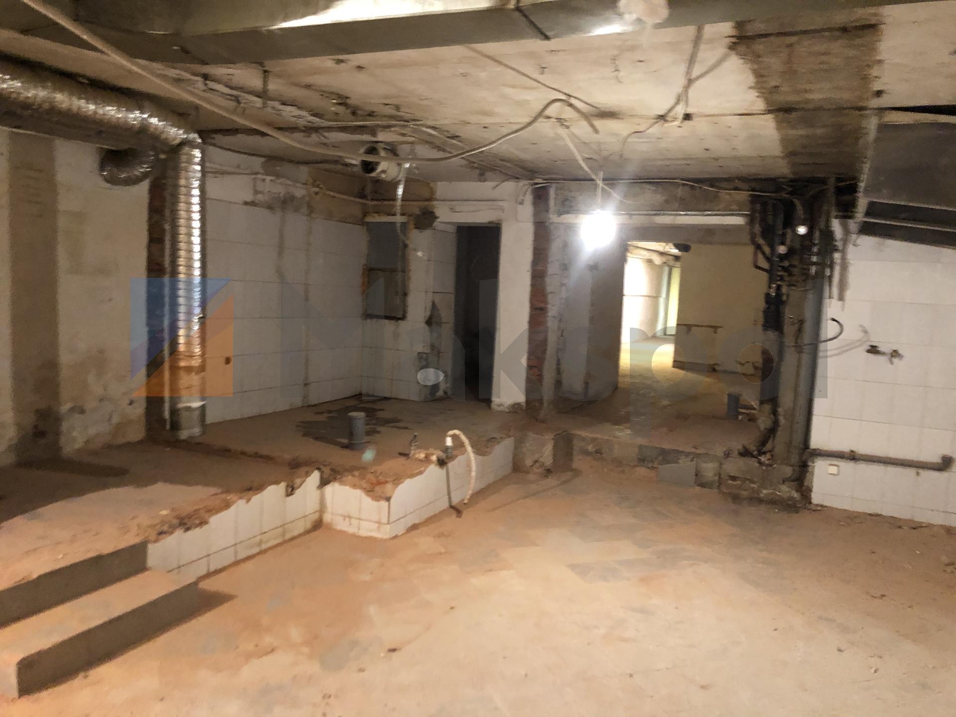 Подвальное помещение 9