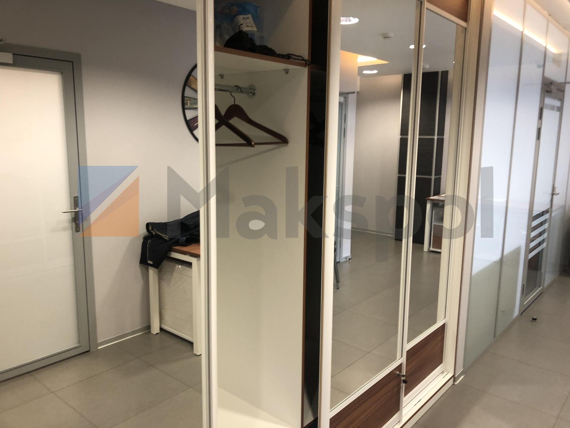 просторный офис на 18 этаже  10