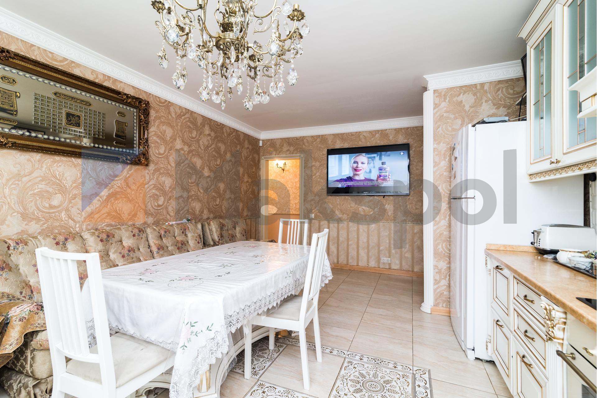 Эксклюзивная квартира для большой семьи по реальной цене!!! 2