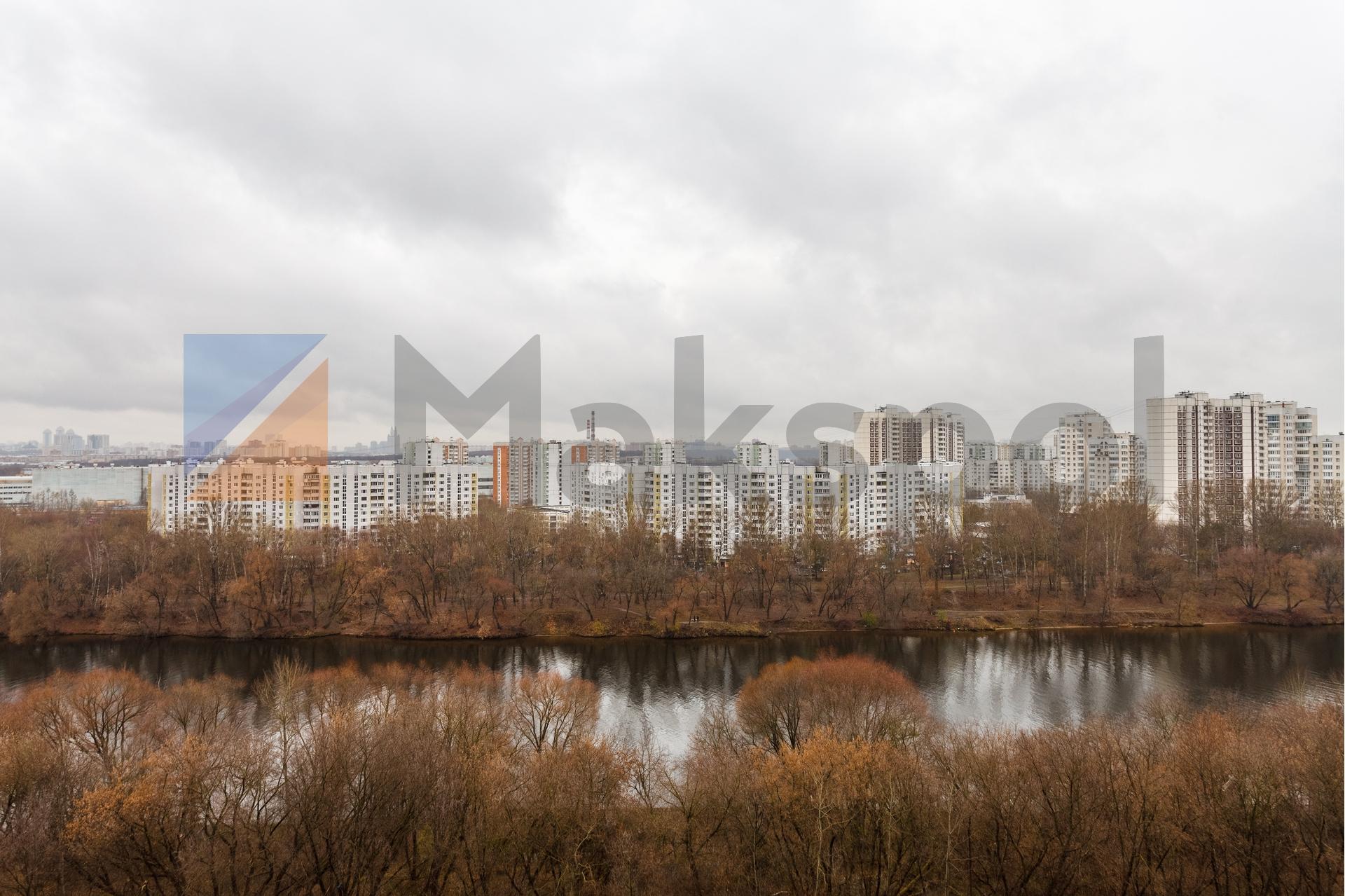 Роскошный вид на Москву! 4