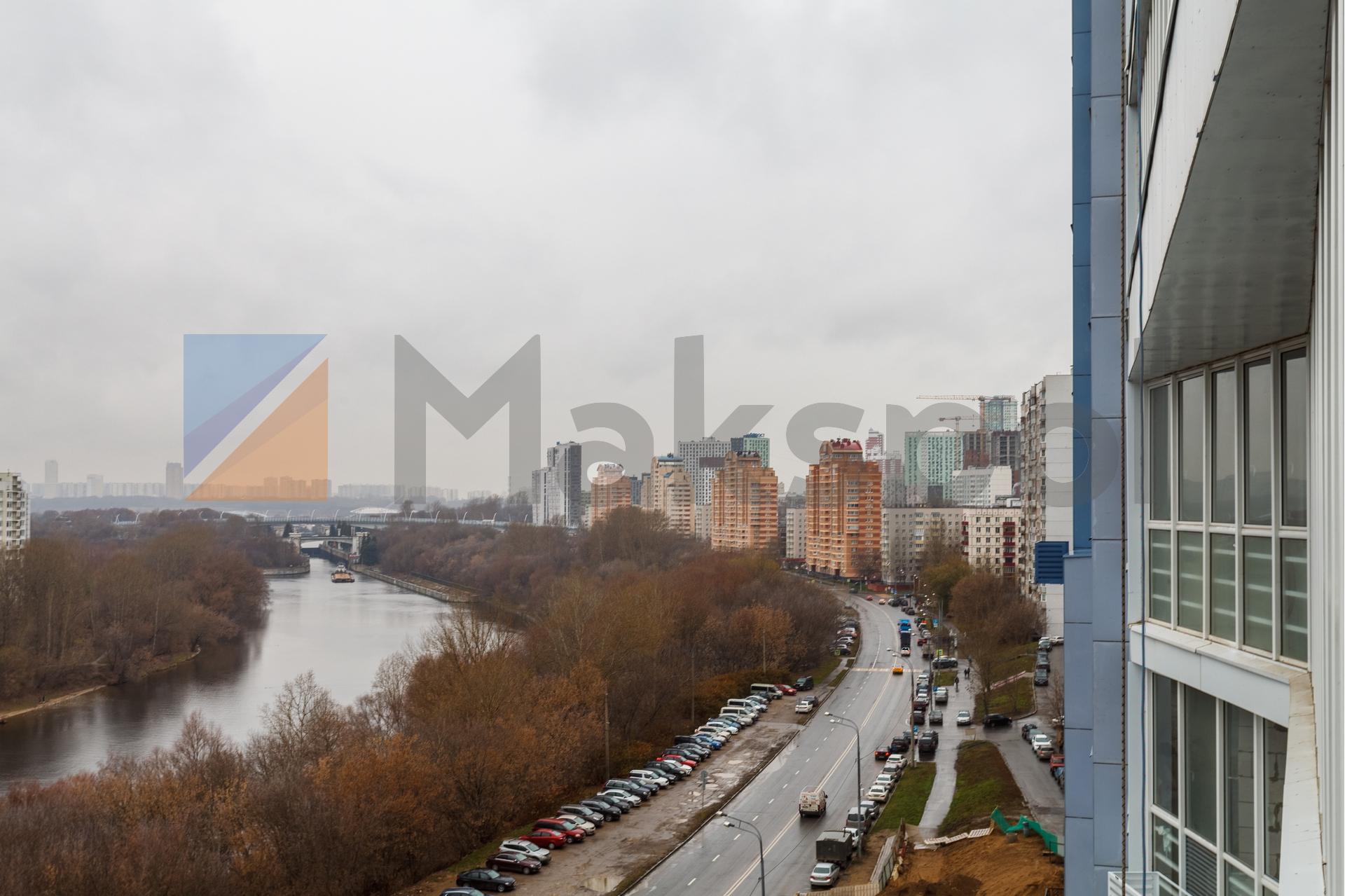 Роскошный вид на Москву! 5