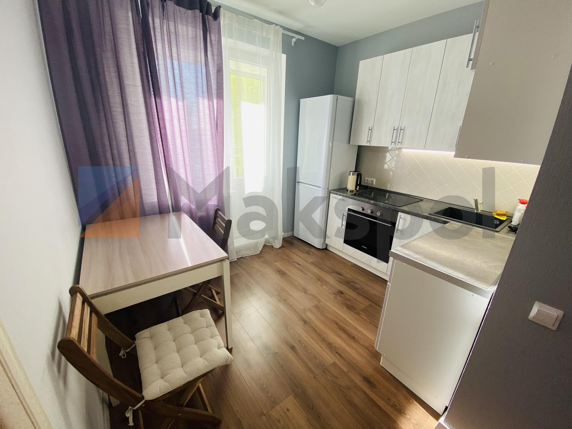 Уютная квартира, с ремонтом! 1