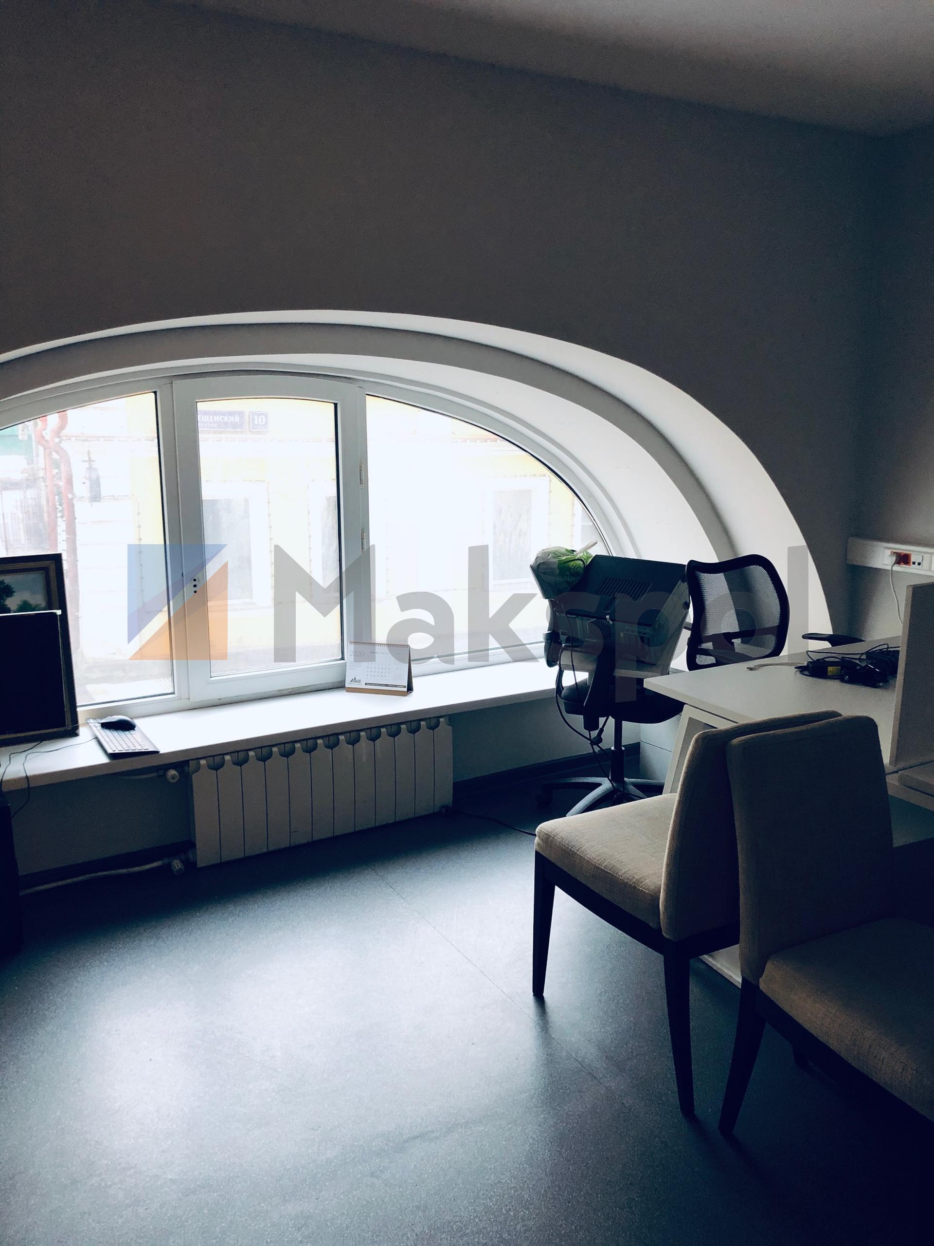 Офис рядом с Маяковской 16