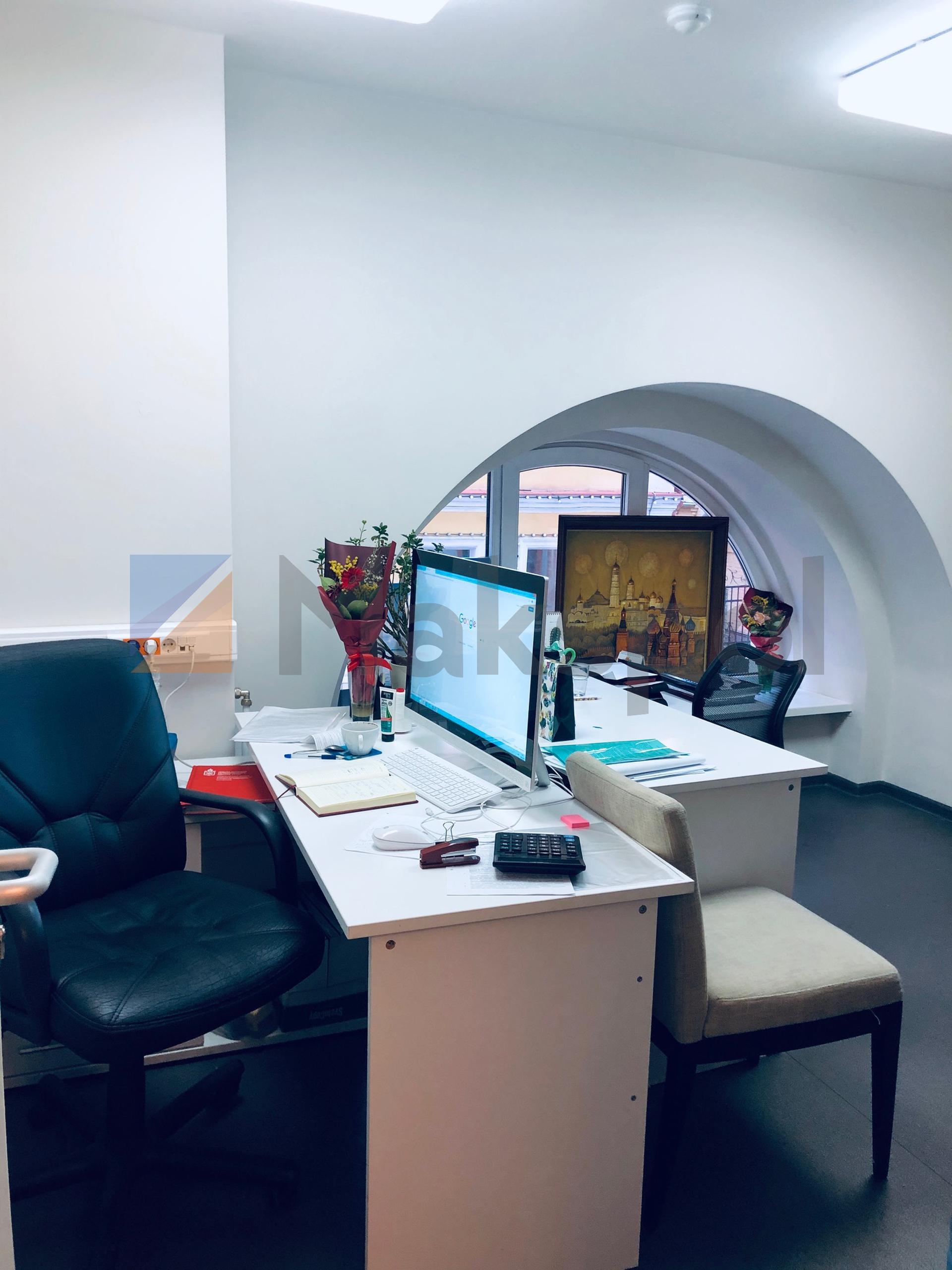 Офис рядом с Маяковской 1