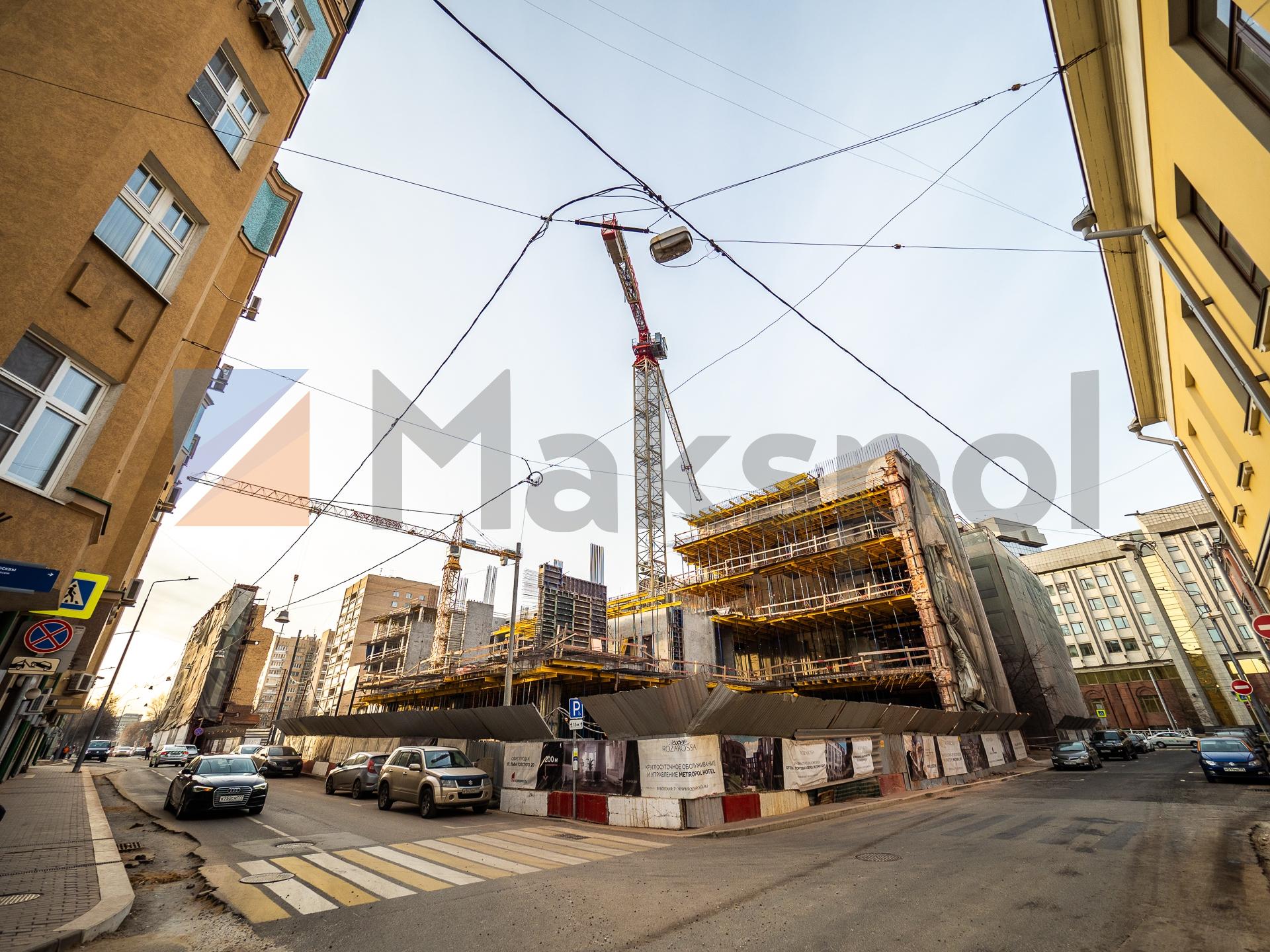 Новая квартира на Зубовской, 7 4