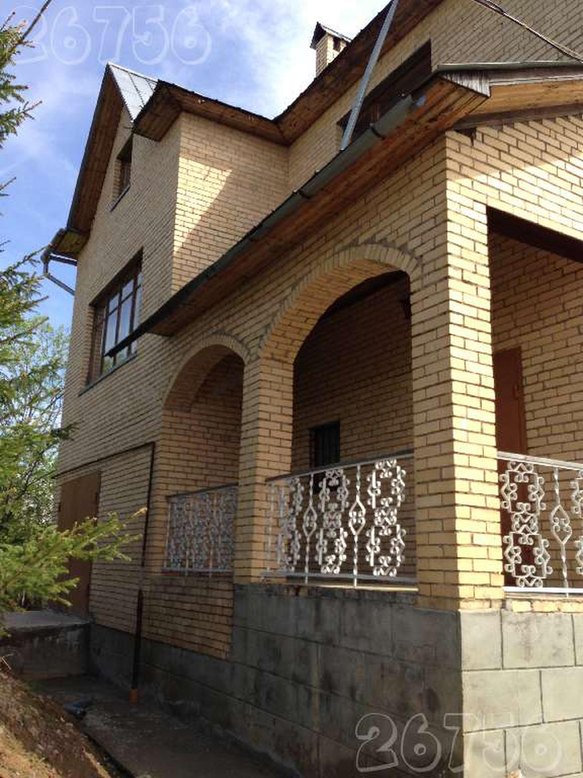 Дом из кирпича 3 этажа 16км МКАД 1