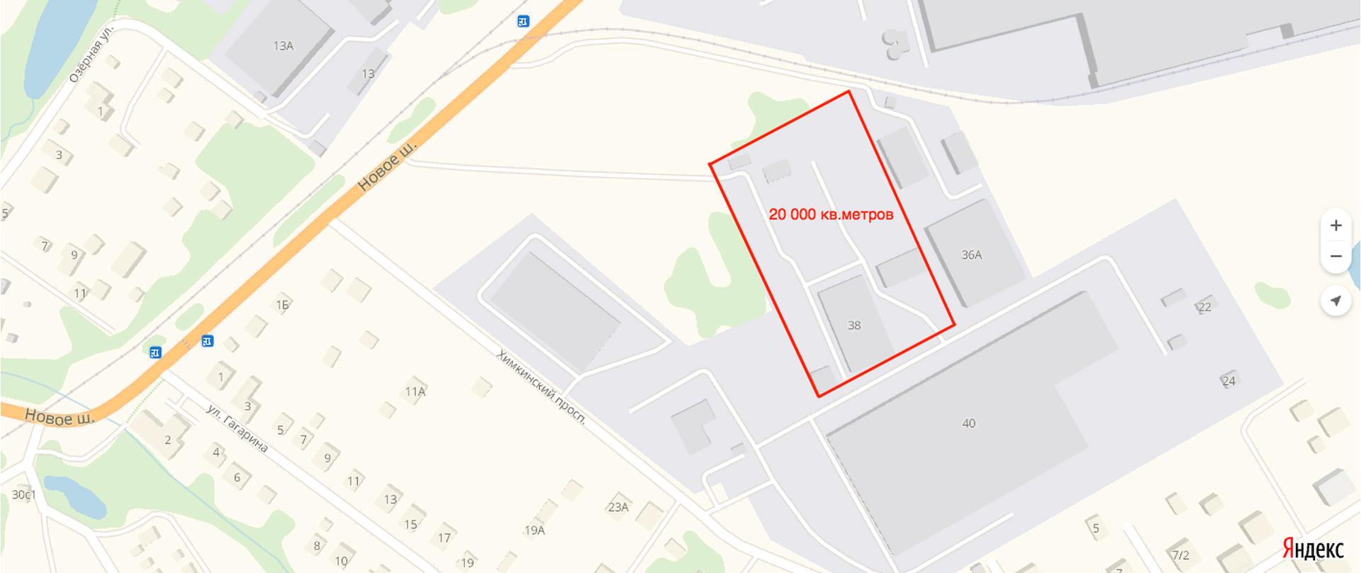 Продажа складского комплекса 9