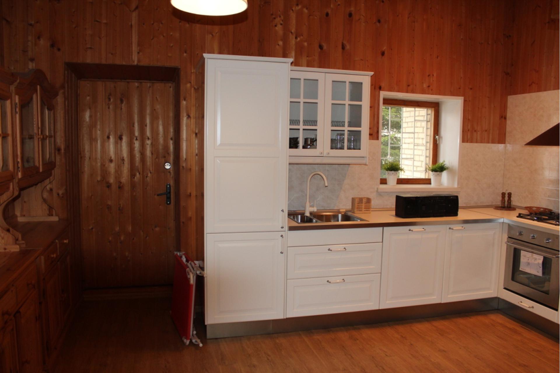 Дом из кирпича 3 этажа 16км МКАД 3