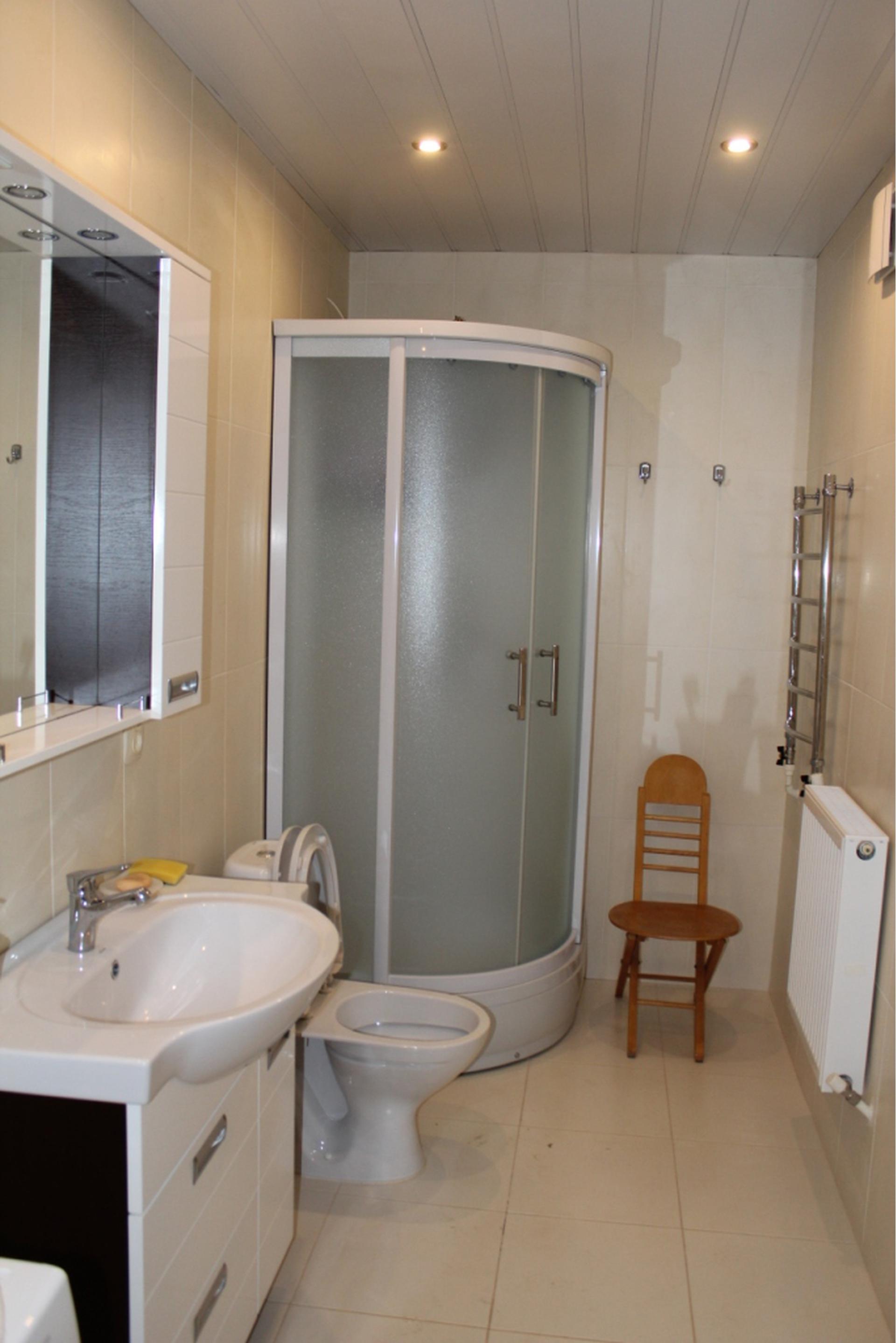 Дом из кирпича 3 этажа 16км МКАД 11