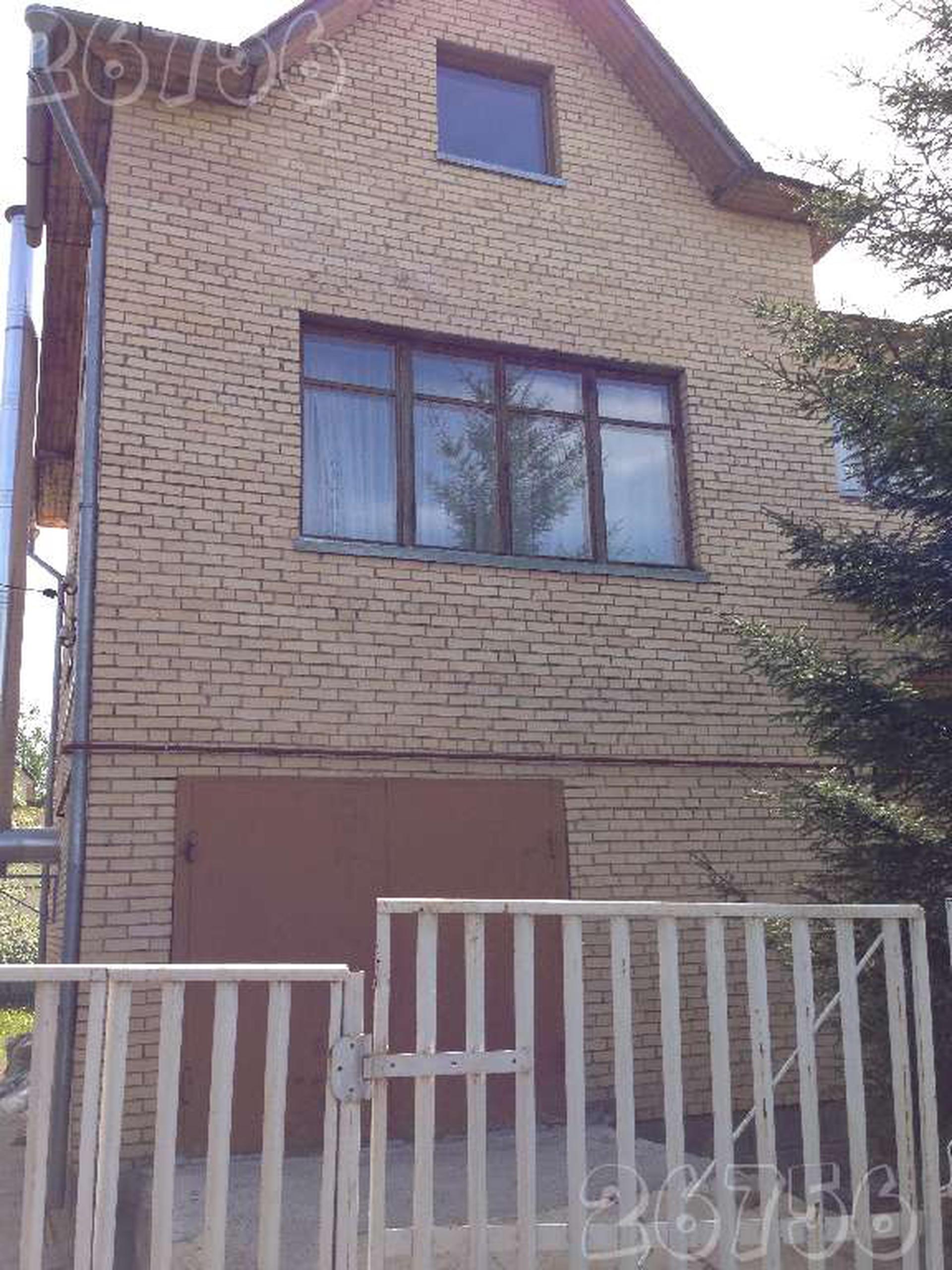 Дом из кирпича 3 этажа 16км МКАД 13
