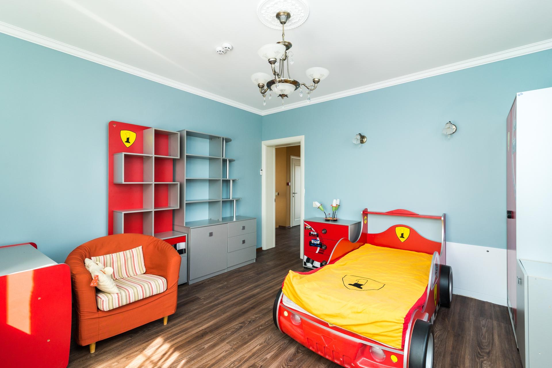 Отличный дом для семьи с детьми 4