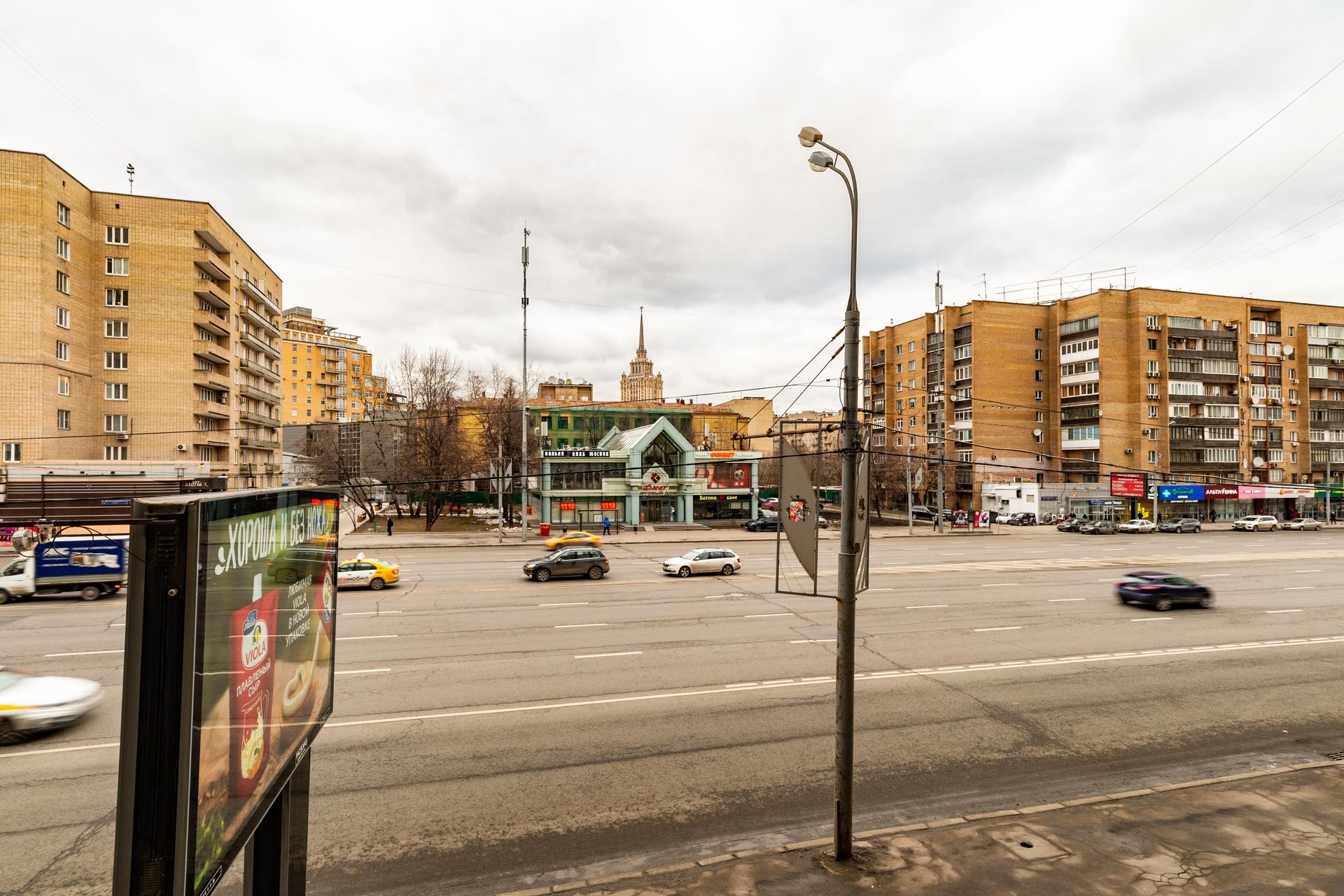3-ка в центре Москвы! 7