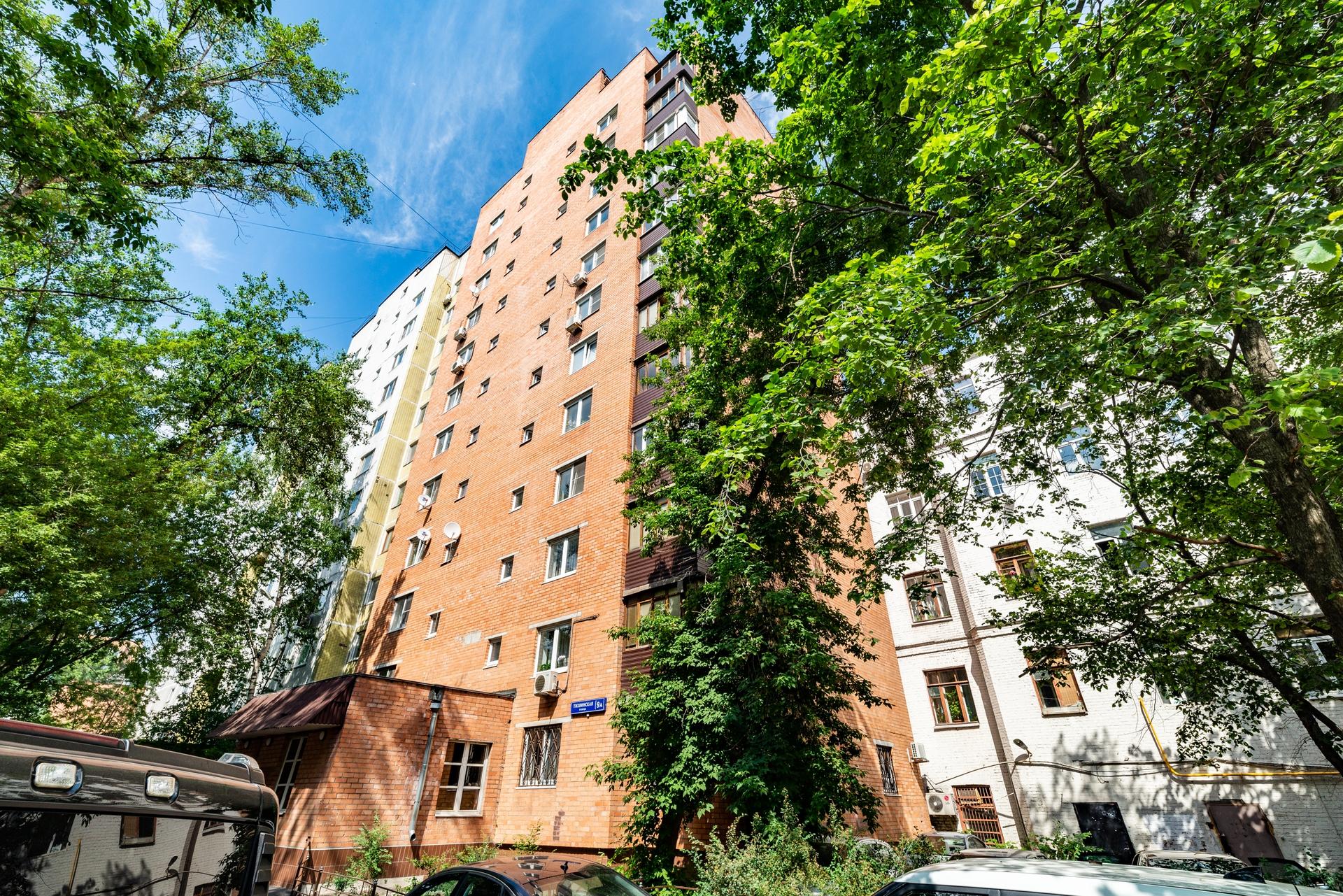 Разумное вложение в жилую недвижимость в ЦАО 12