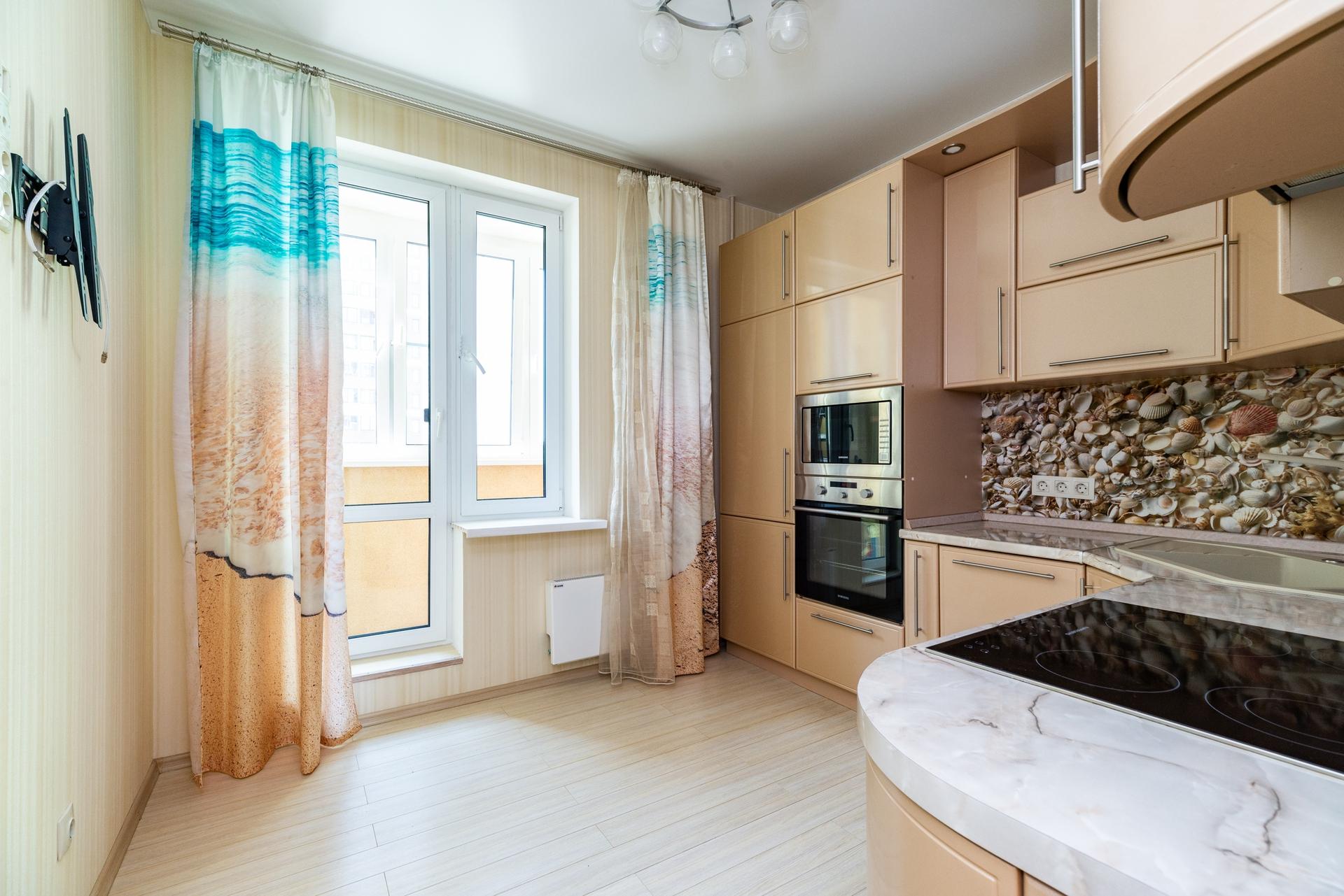Квартира с евроремонтом 2