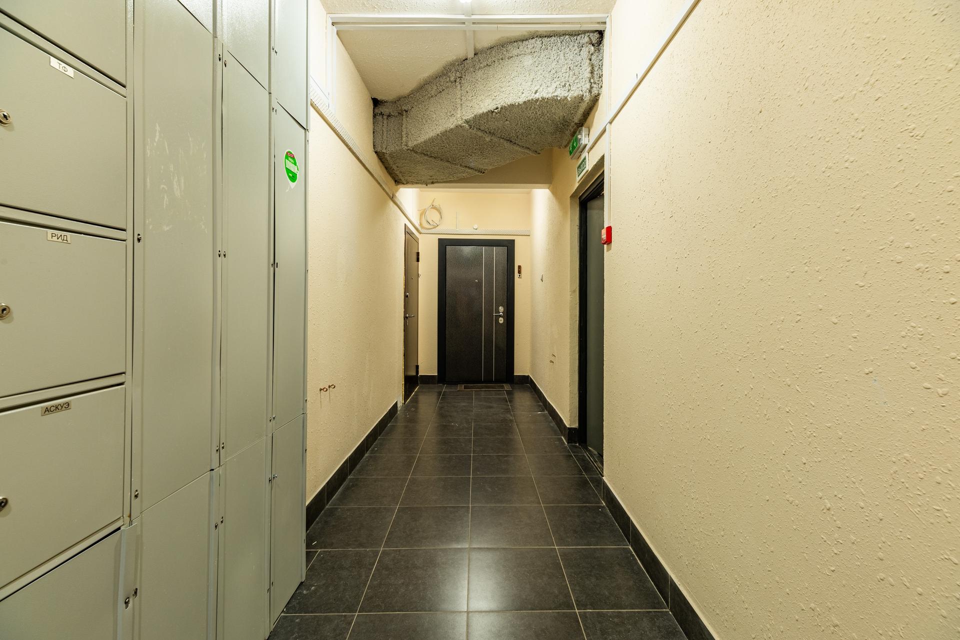 Трехкомнатная квартира в ЖК