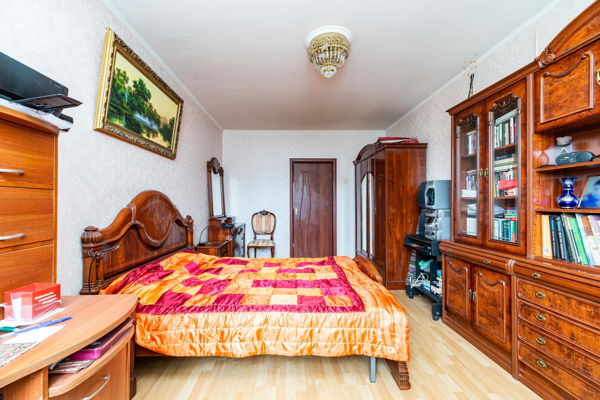Большая пятикомнатная квартира с двумя входами!!! 9