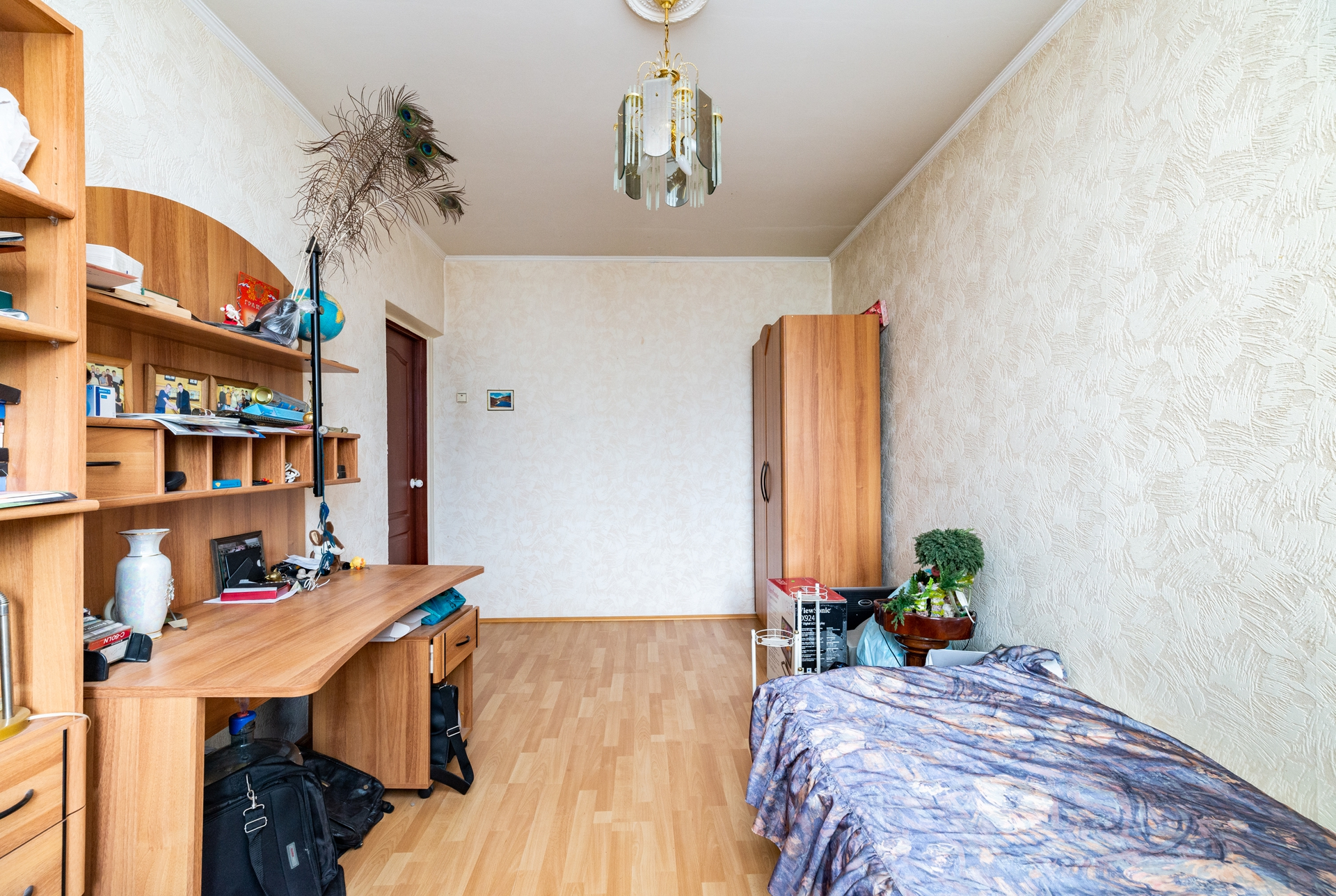 Большая пятикомнатная квартира с двумя входами!!! 13